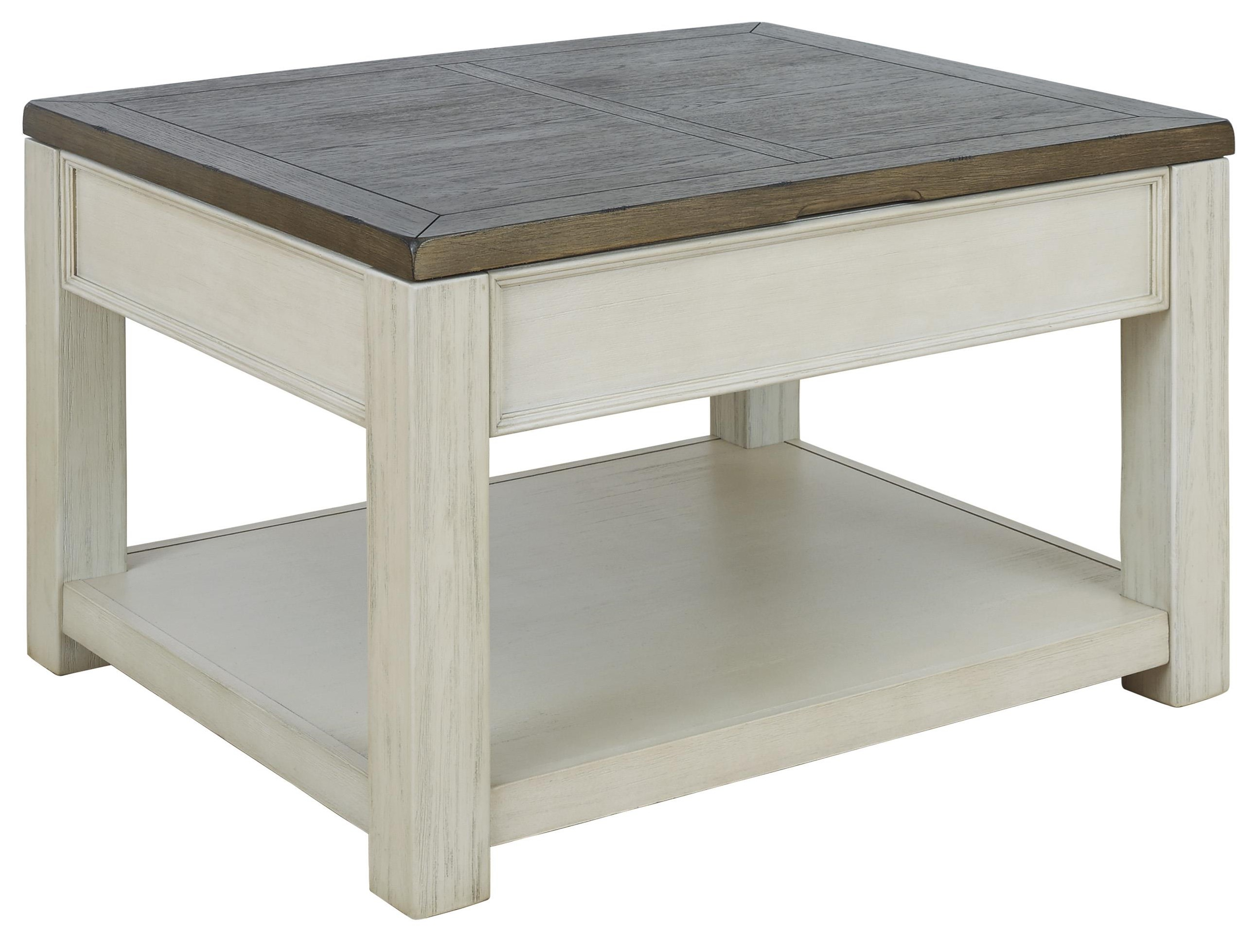 Bolanburg Cocktail Table, End Table and Sofa Table Set by Signature Design by Ashley at Sam Levitz Furniture