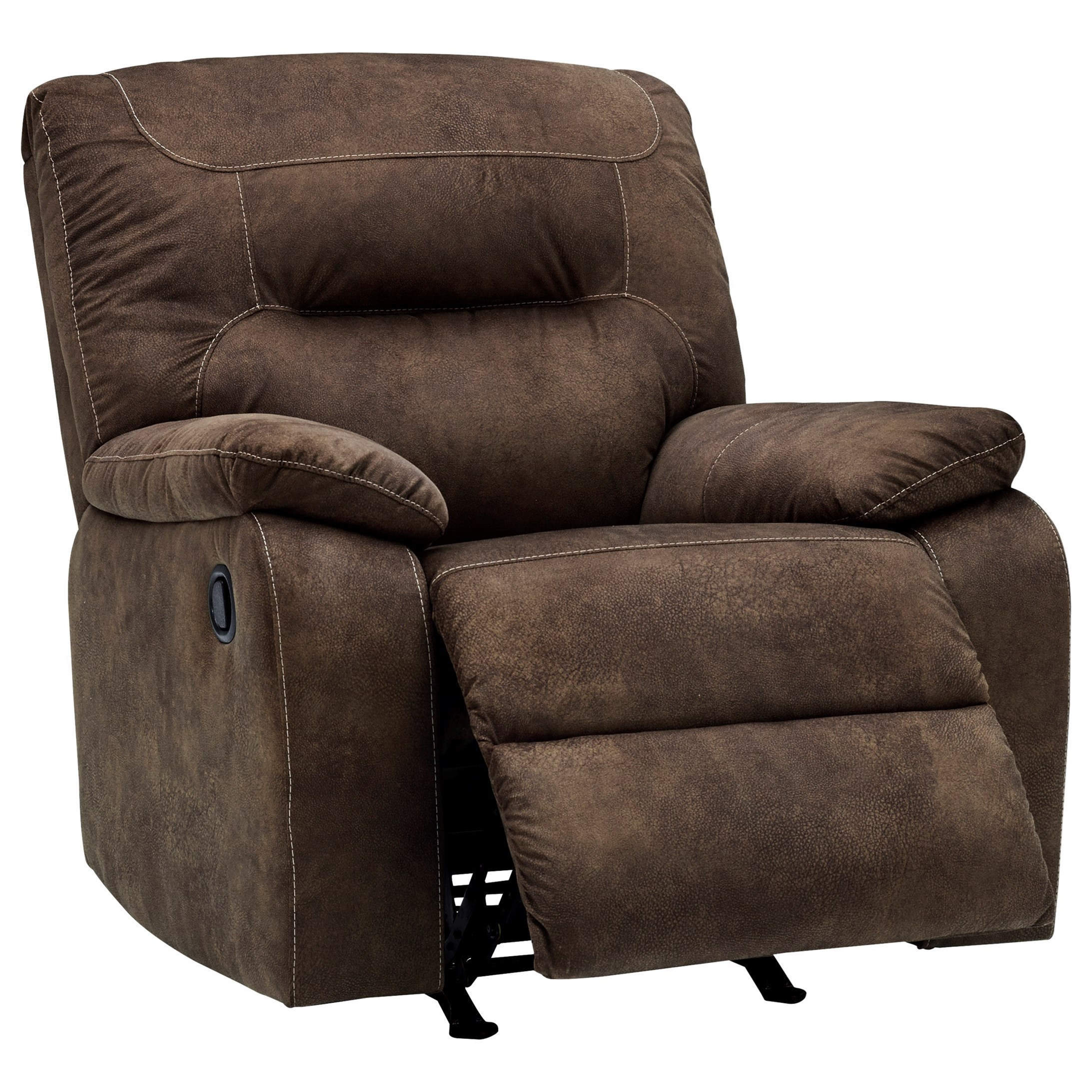 Bolzano Rocker Recliner by Signature Design by Ashley at Beck's Furniture
