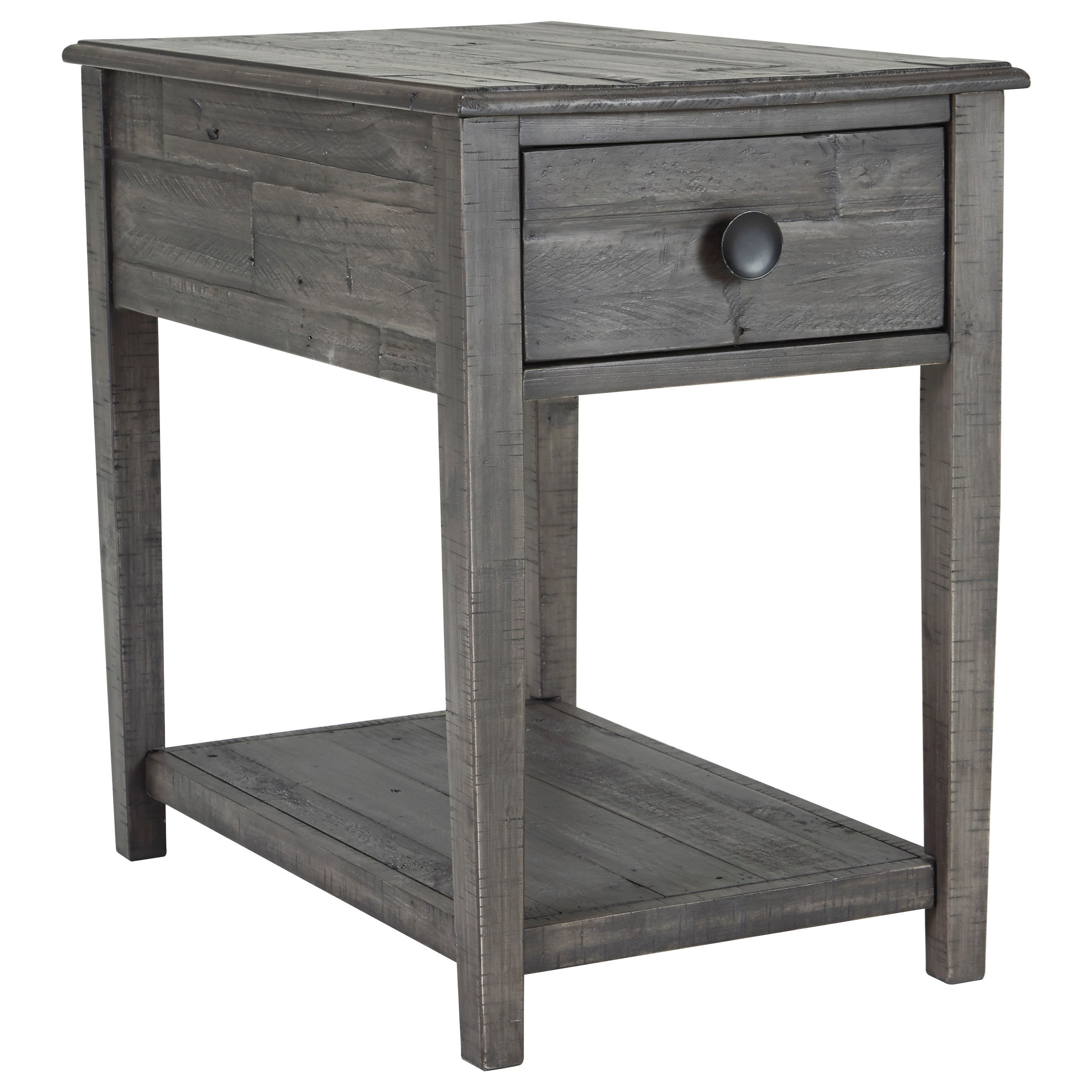 Borlofield Rectangular End Table by Signature Design by Ashley at Zak's Warehouse Clearance Center