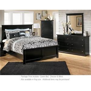 Signature Design by Ashley Maribel 3PC Queen Bedroom