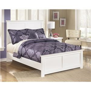 Queen Panel Headboard, Chest and Nightstand Package