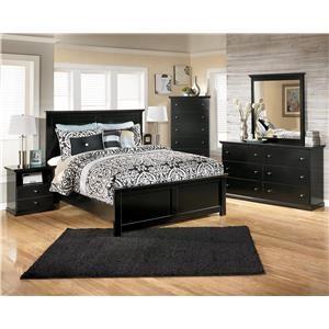 5PC Queen Bedroom Group