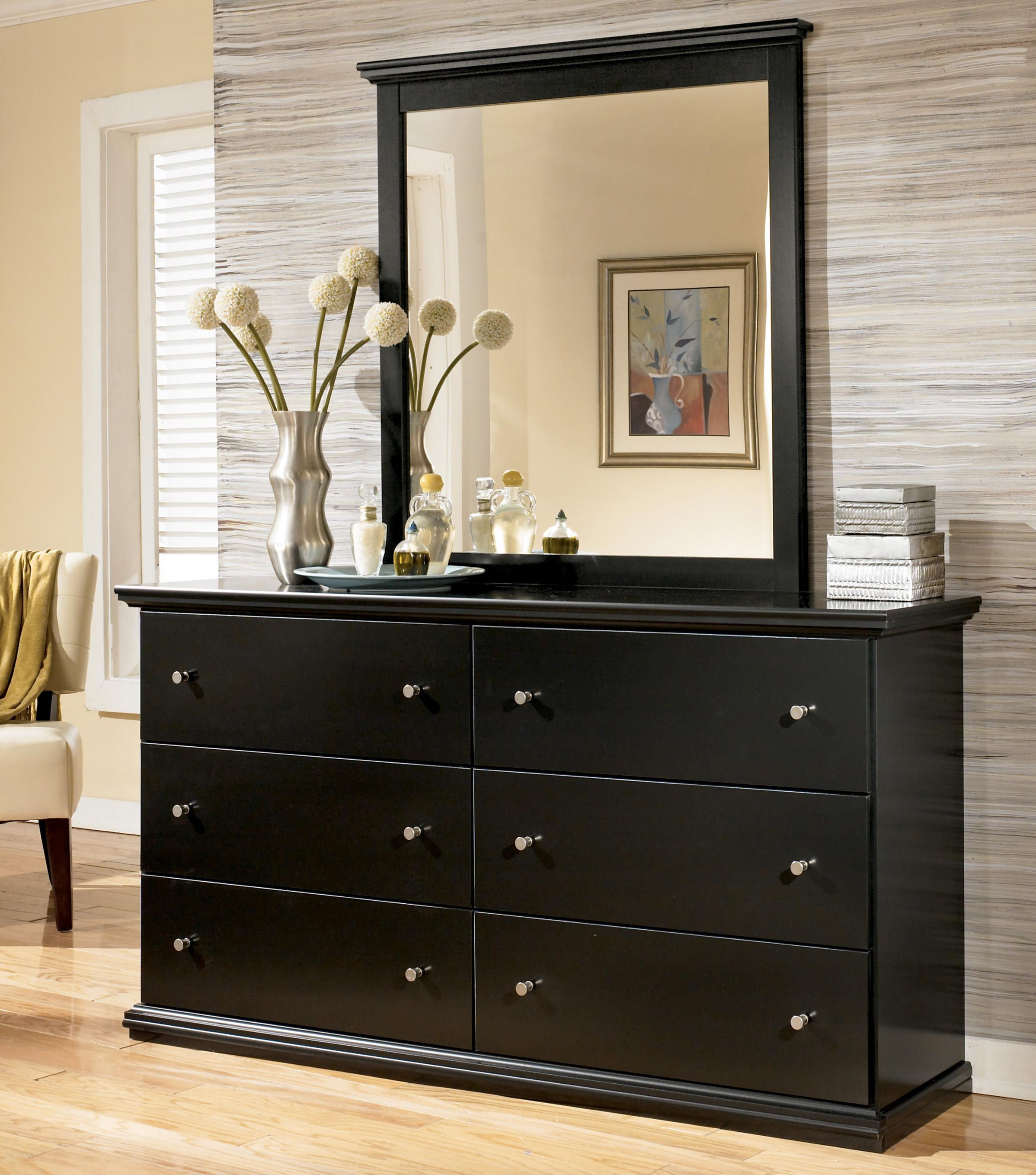 Maribel Dresser & Mirror by Signature Design by Ashley at Sparks HomeStore