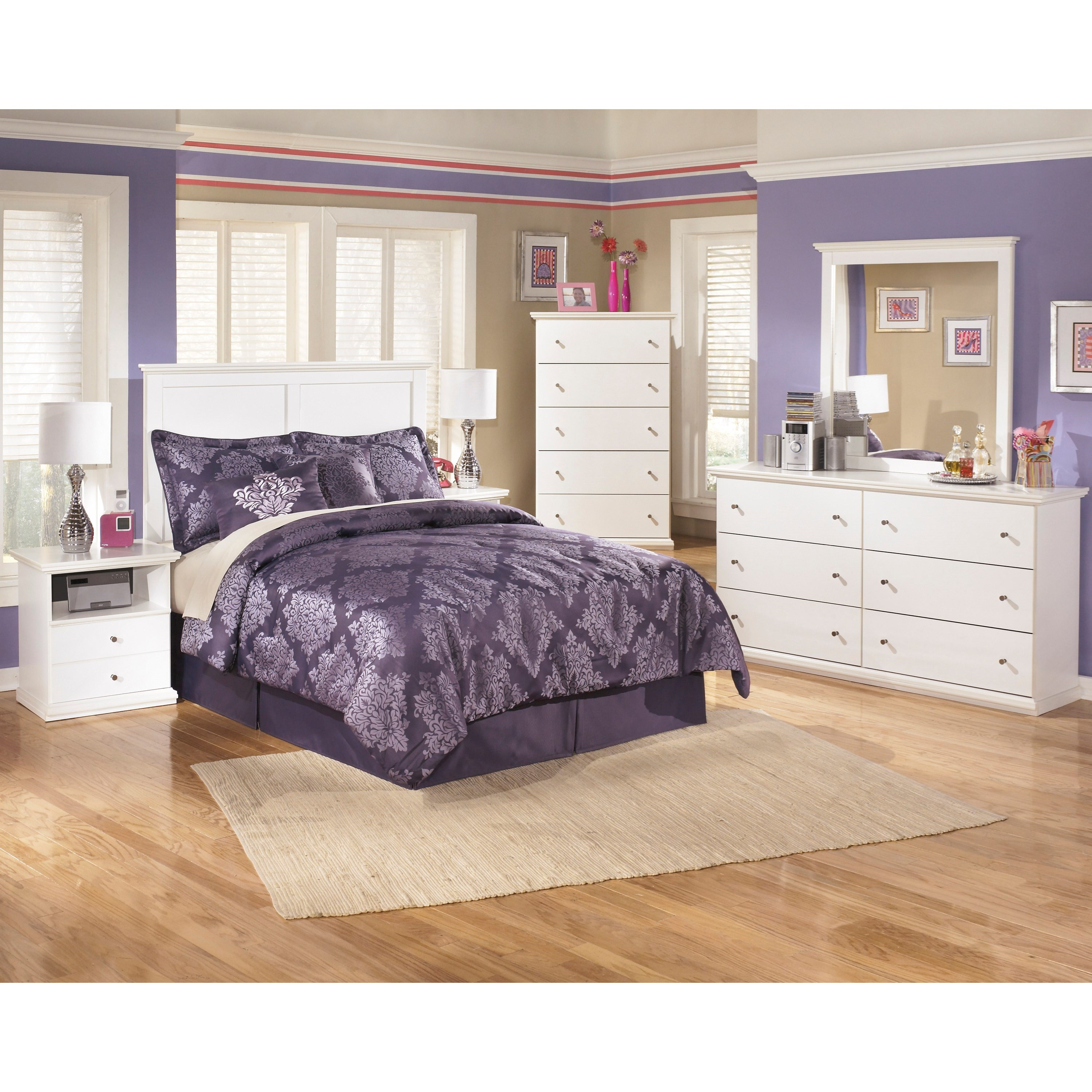 Bostwick Shoals Full Bedroom Group by Signature Design by Ashley at Sparks HomeStore