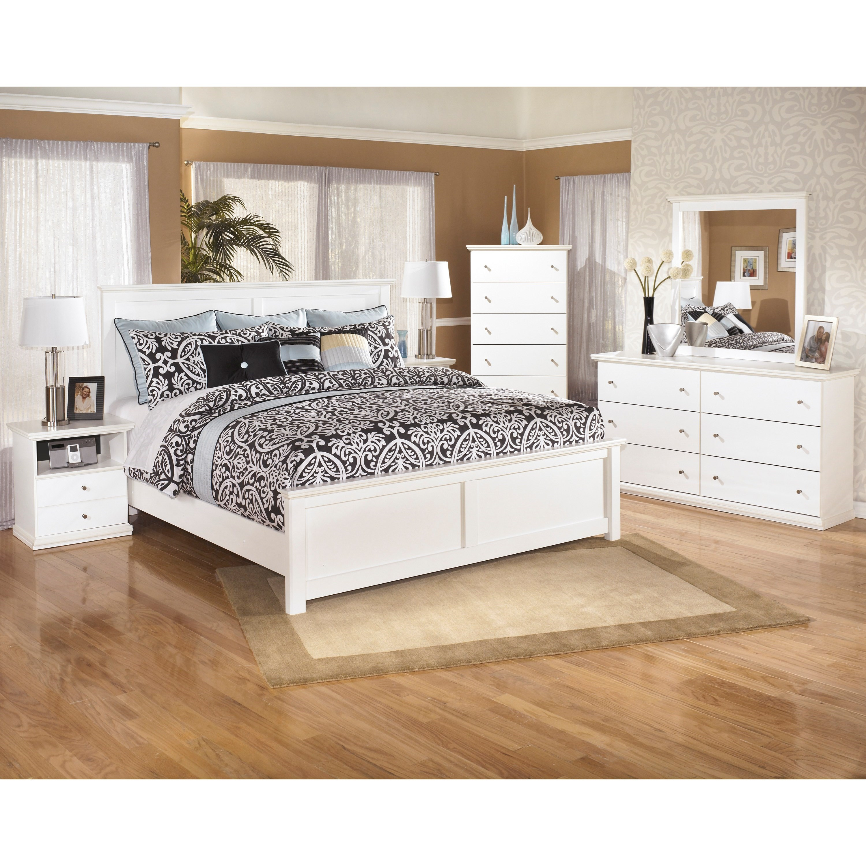 Bostwick Shoals King Bedroom Group by Signature Design by Ashley at Sparks HomeStore