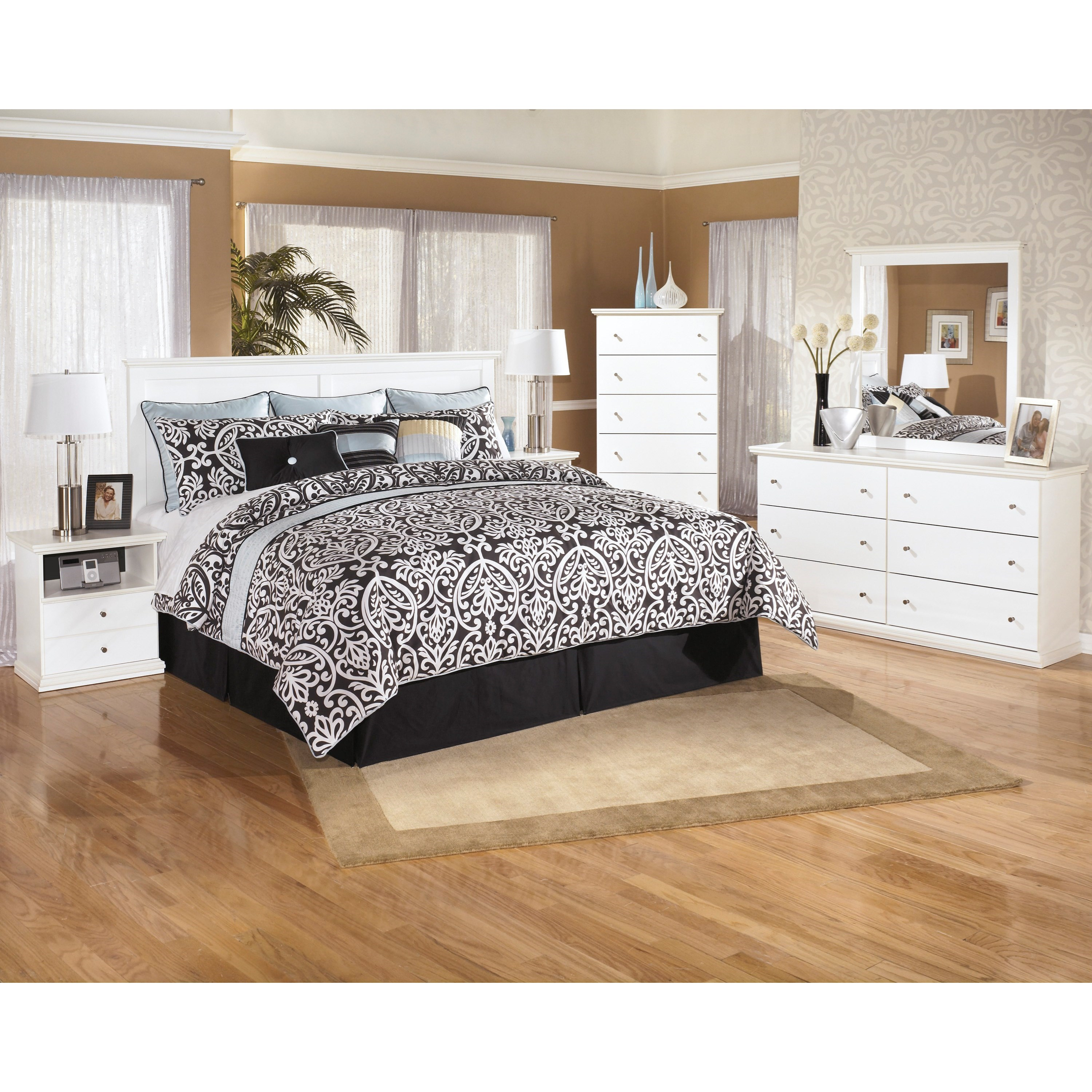 Bostwick Shoals King Bedroom Group by Signature Design by Ashley at A1 Furniture & Mattress