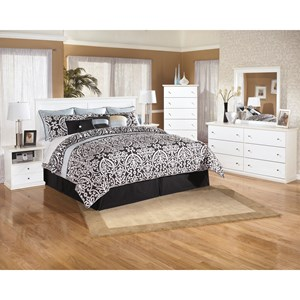 Signature Design by Ashley Bostwick Shoals King Bedroom Group