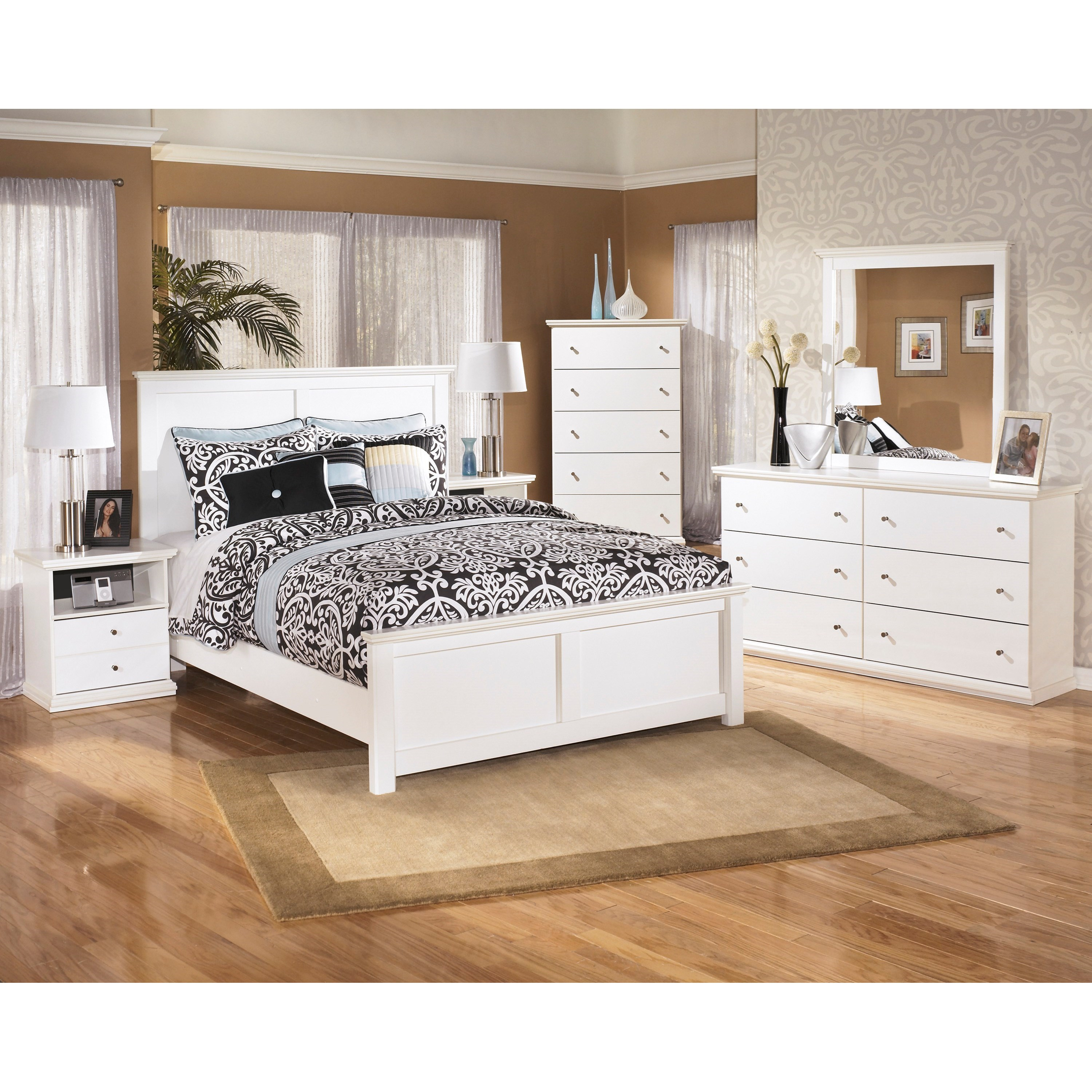 Bostwick Shoals Queen Bedroom Group by Signature Design by Ashley at Northeast Factory Direct