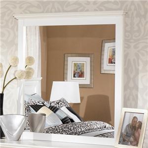 Signature Design by Ashley Bostwick Shoals Bedroom Mirror
