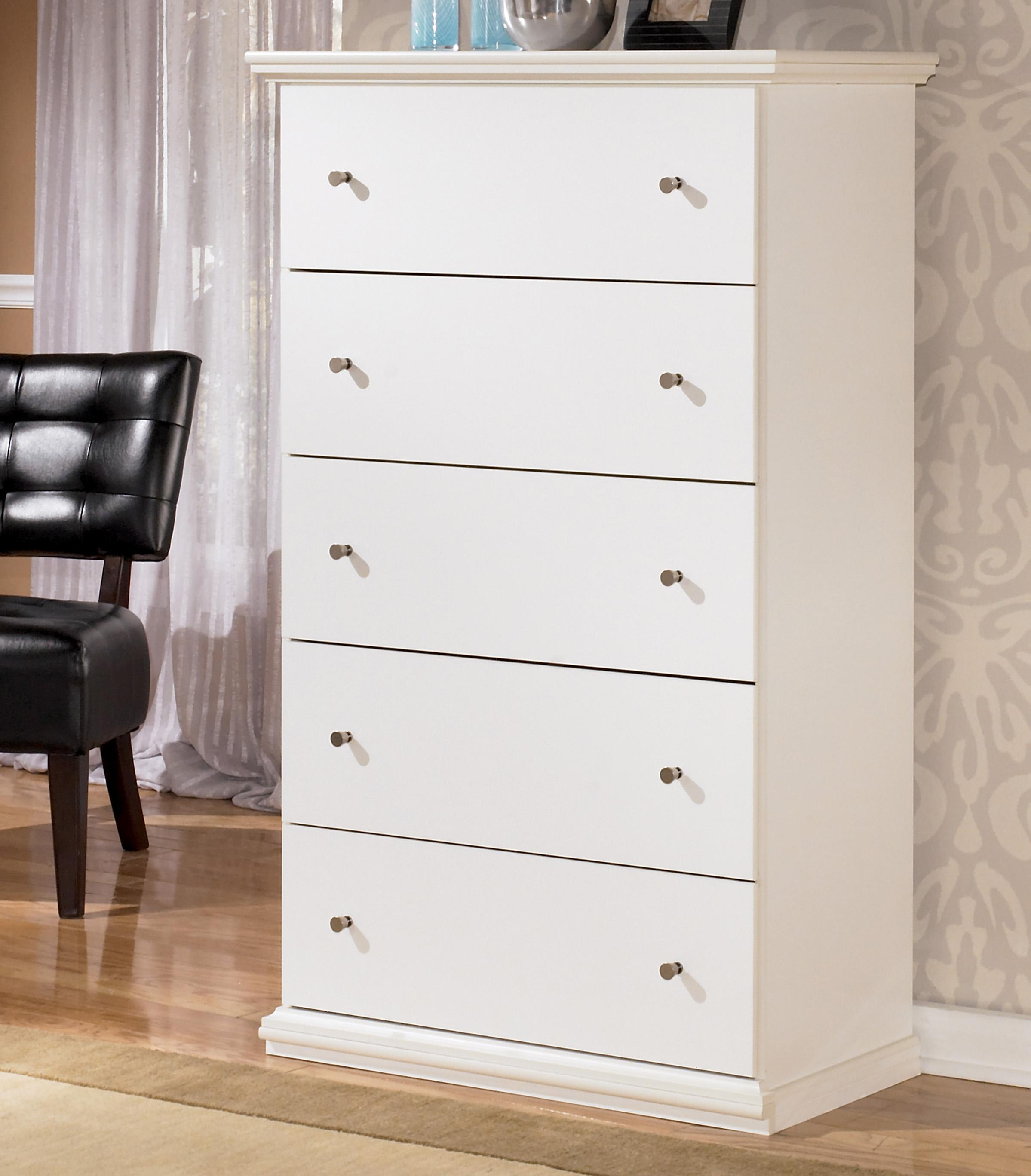 Bostwick Shoals Chest by Signature Design by Ashley at Zak's Warehouse Clearance Center