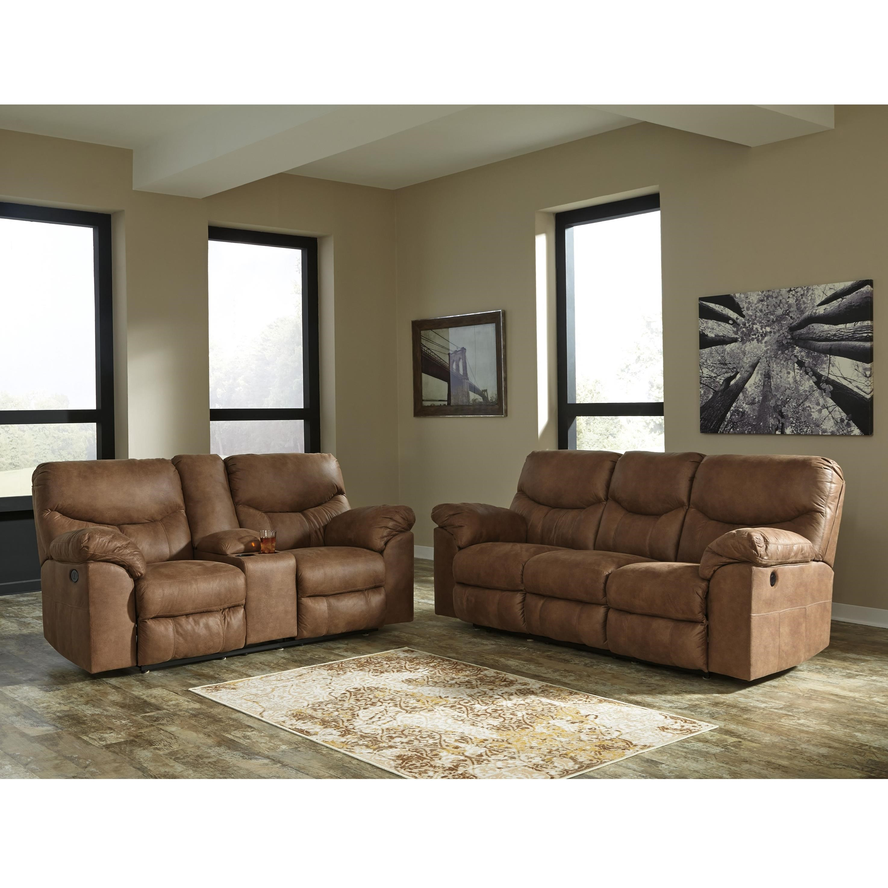 Boxberg Reclining Living Room Group by Signature Design by Ashley at Wilson's Furniture