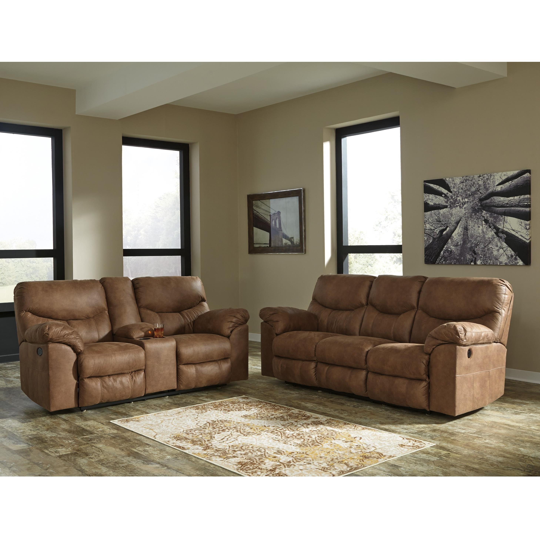 Boxberg Reclining Living Room Group by Ashley (Signature Design) at Johnny Janosik