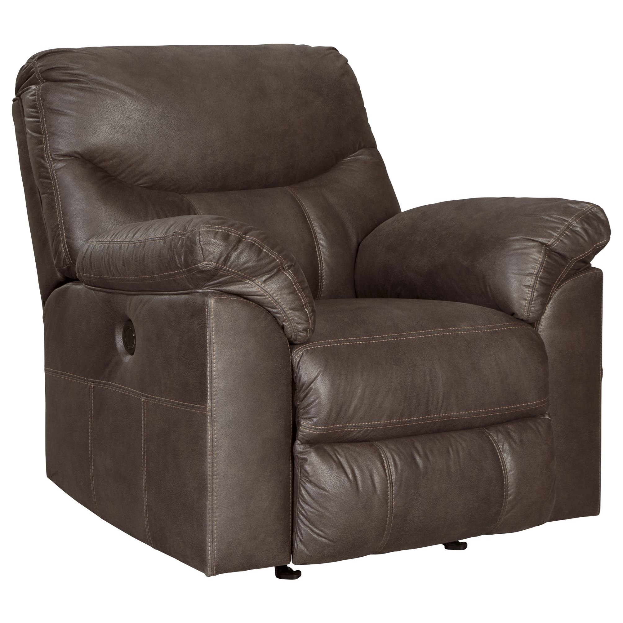 Boxberg Power Rocker Recliner by Signature Design by Ashley at Northeast Factory Direct