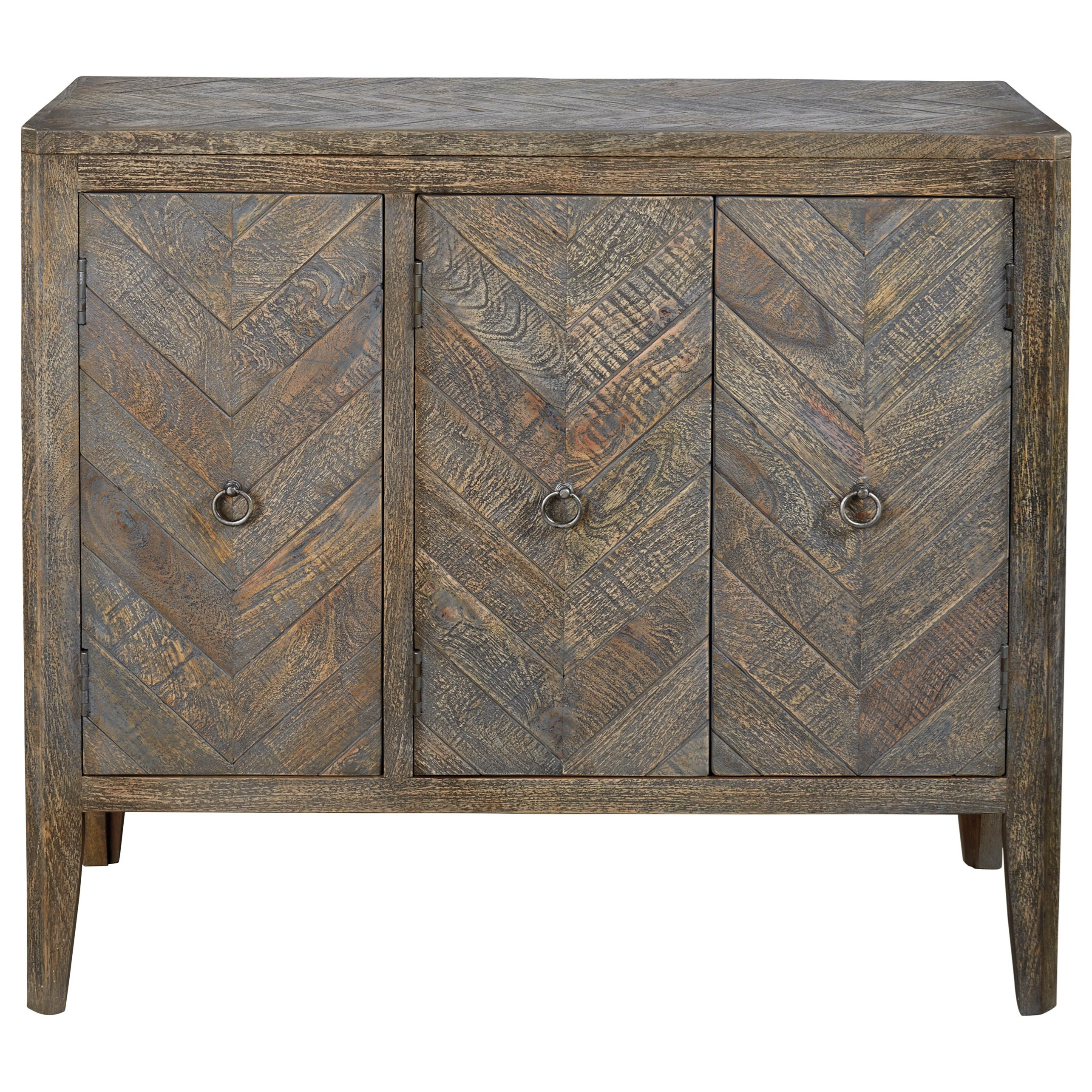 Boyerville Accent Cabinet by Signature Design by Ashley at Northeast Factory Direct