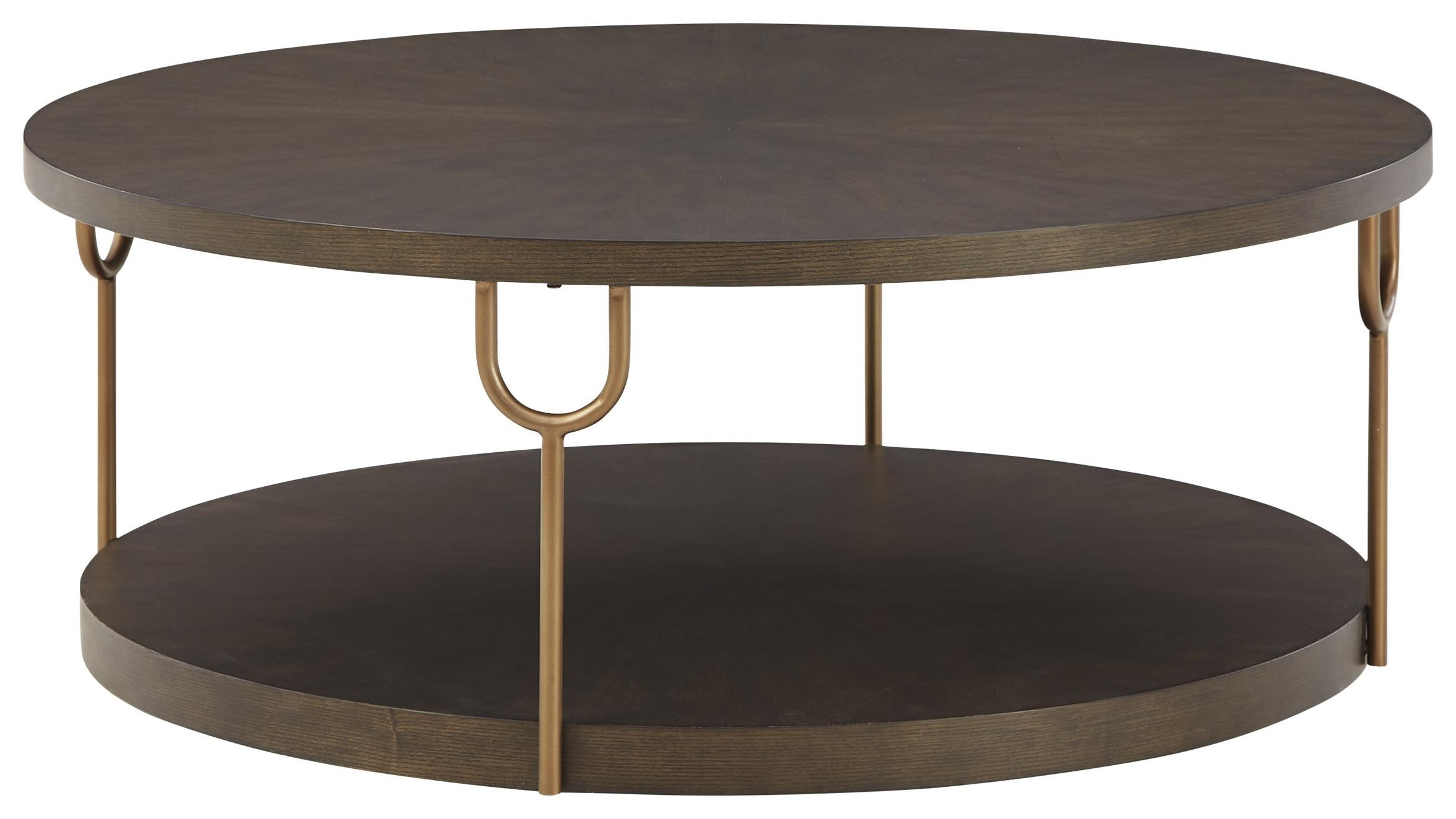 Brazburn Coffee Table by Signature Design by Ashley at Sam Levitz Furniture
