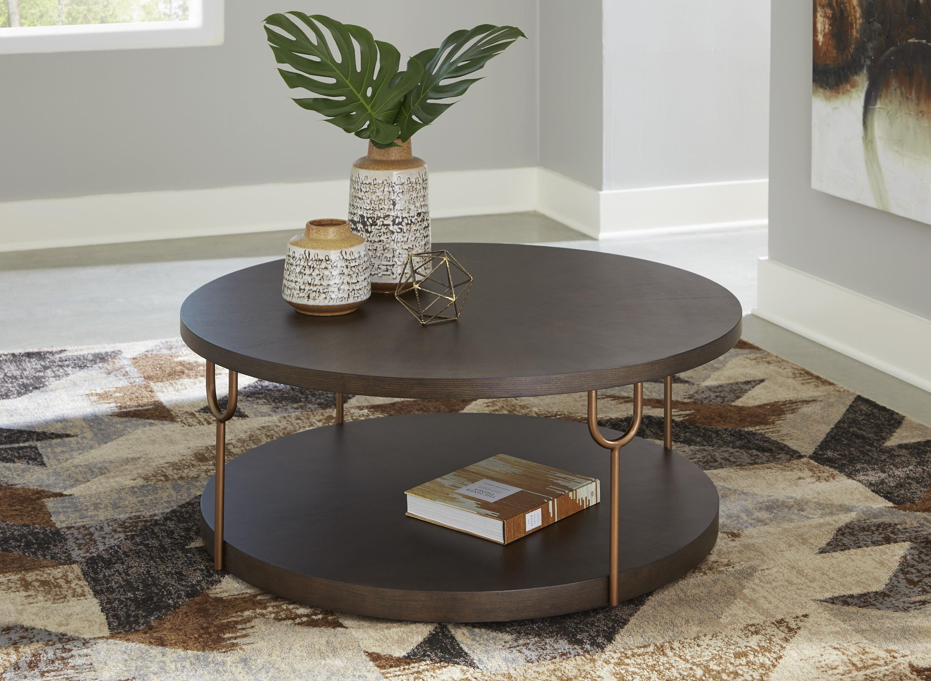 Brazburn 3 Piece Coffee Table Set by Signature Design by Ashley at Sam Levitz Outlet