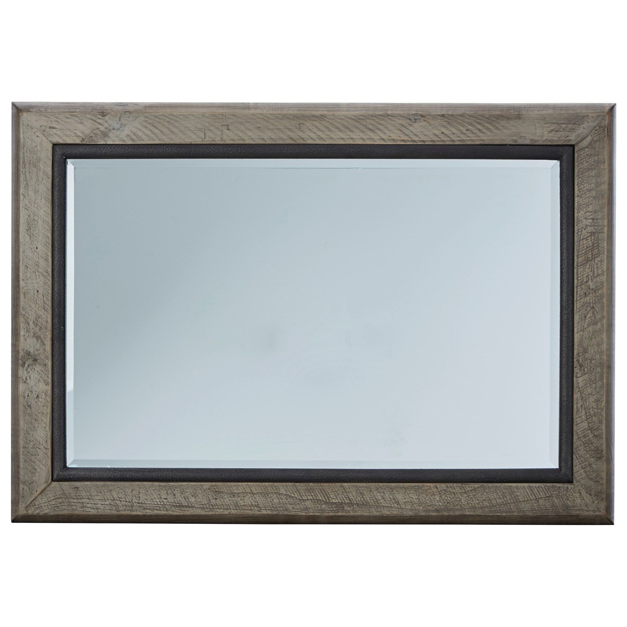 Brennagan Mirror by Ashley (Signature Design) at Johnny Janosik