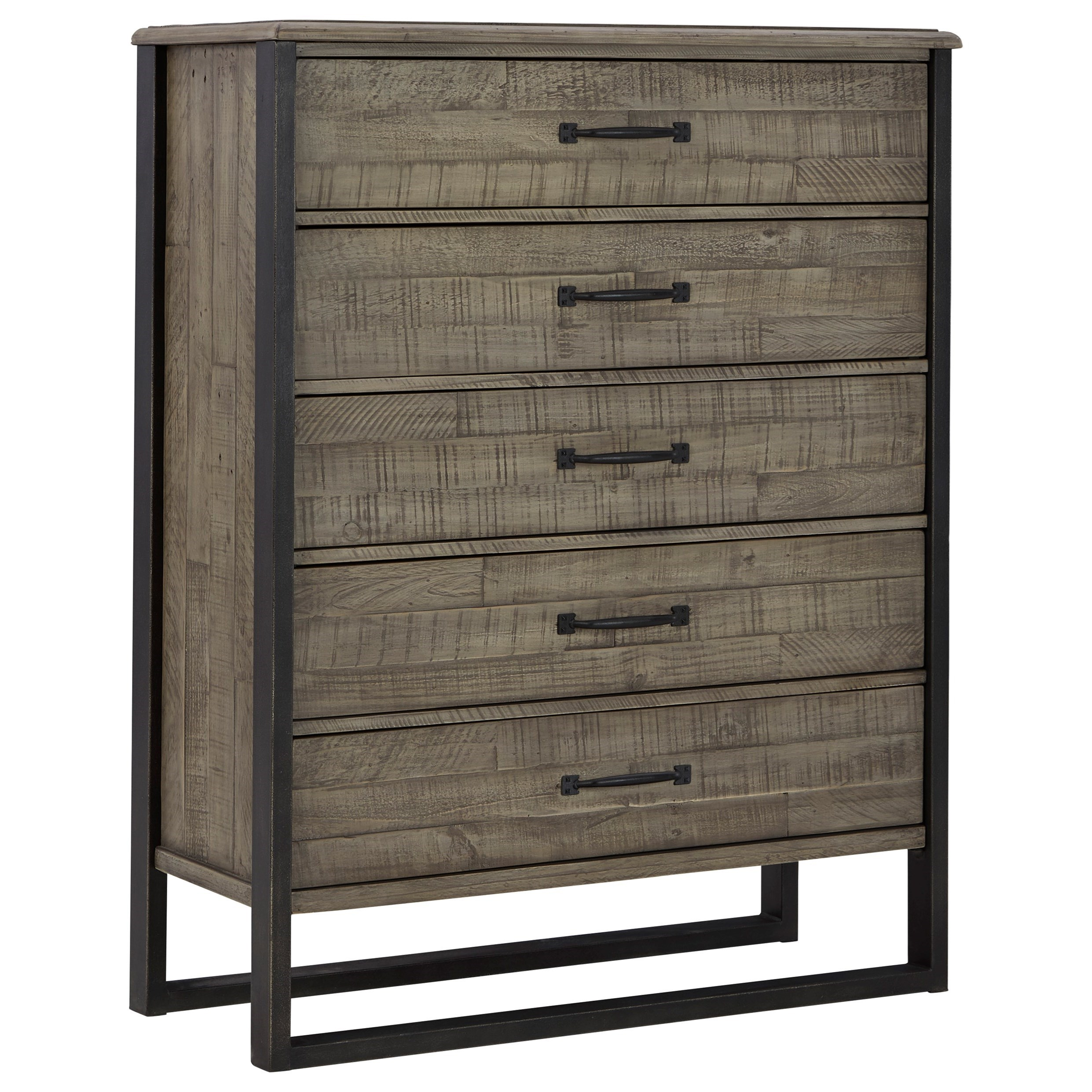 Brennagan Drawer Chest by Signature at Walker's Furniture