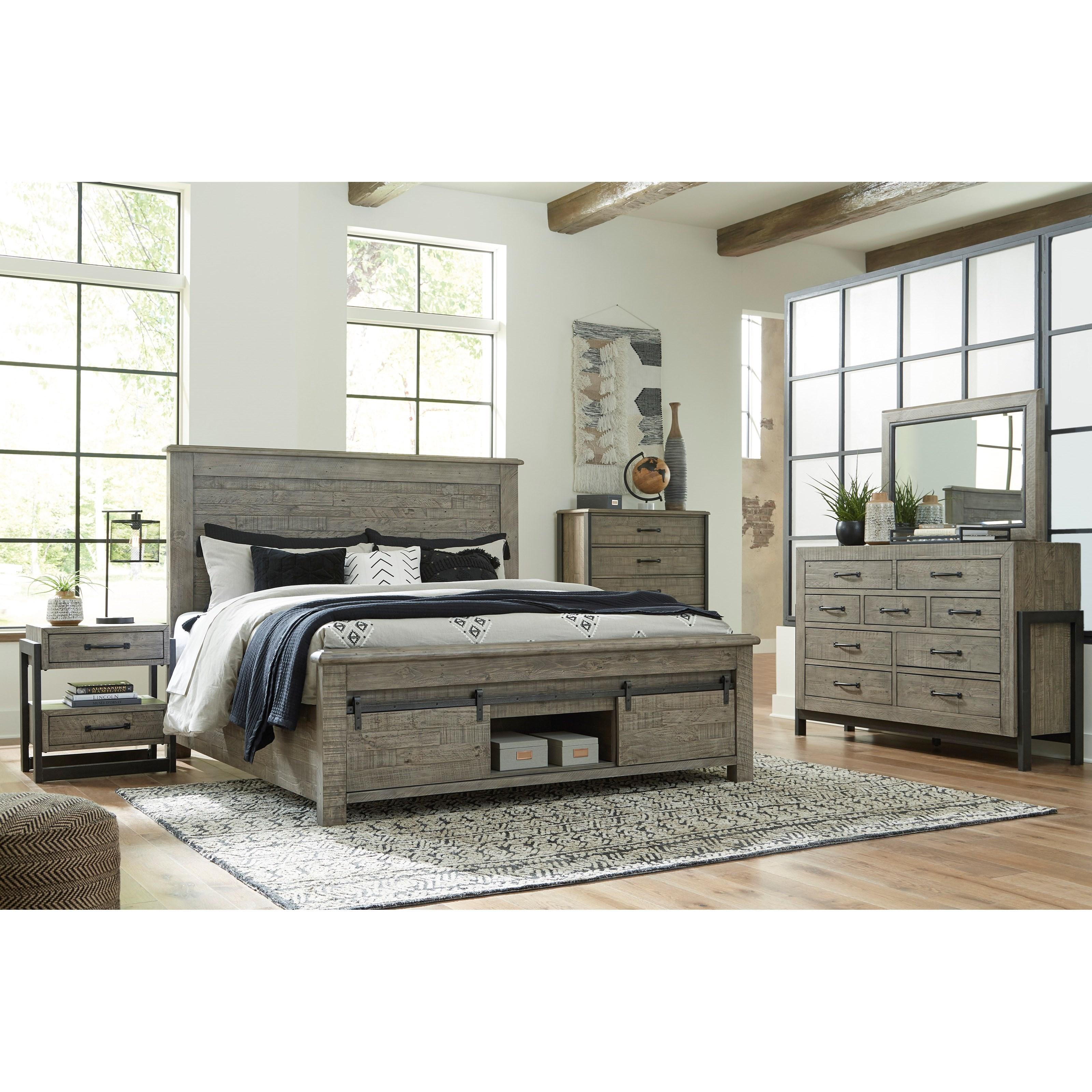 Brennagan King Bedroom Group by Ashley (Signature Design) at Johnny Janosik