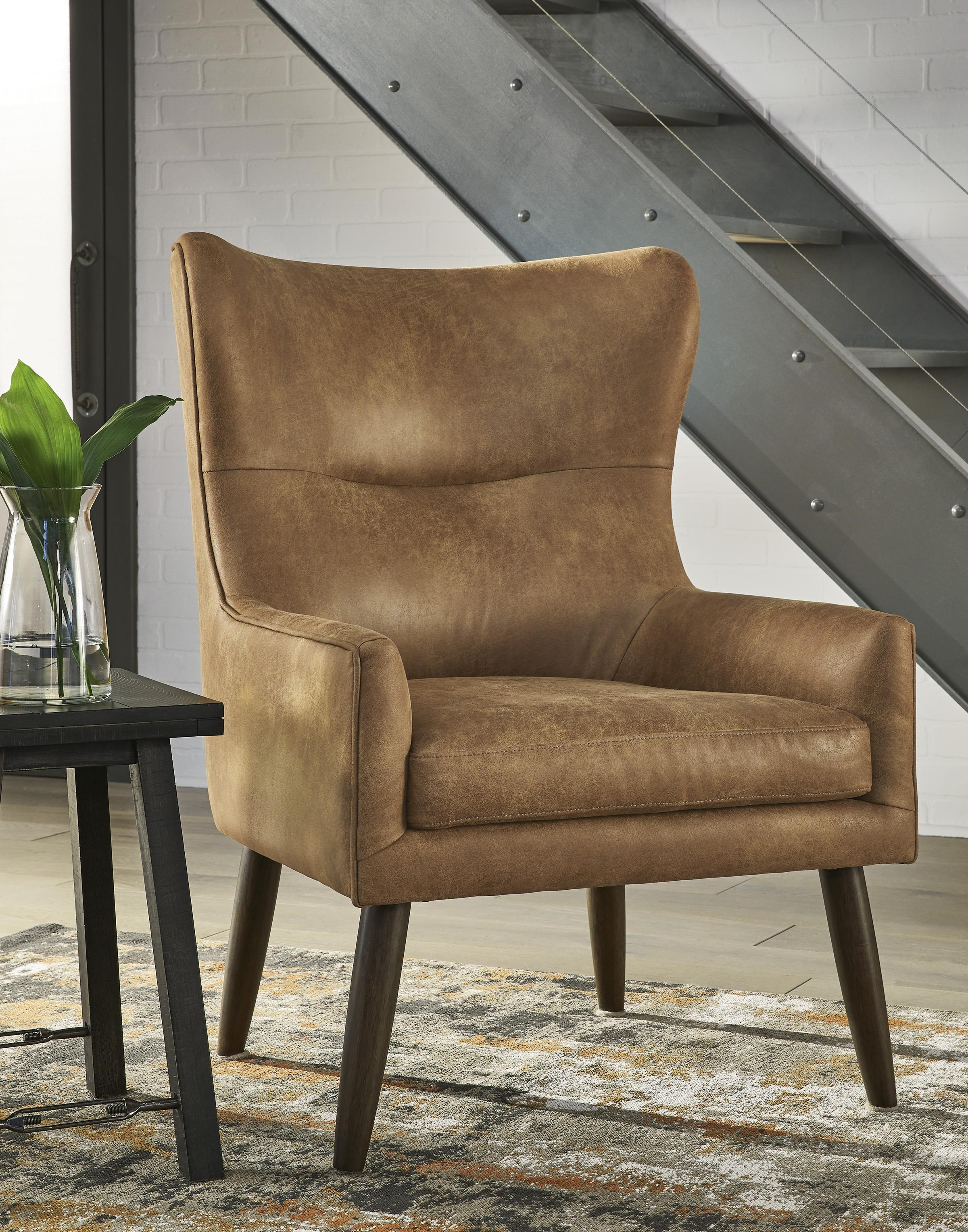 Brentwell Accent Chair by Signature Design by Ashley at Sam Levitz Furniture