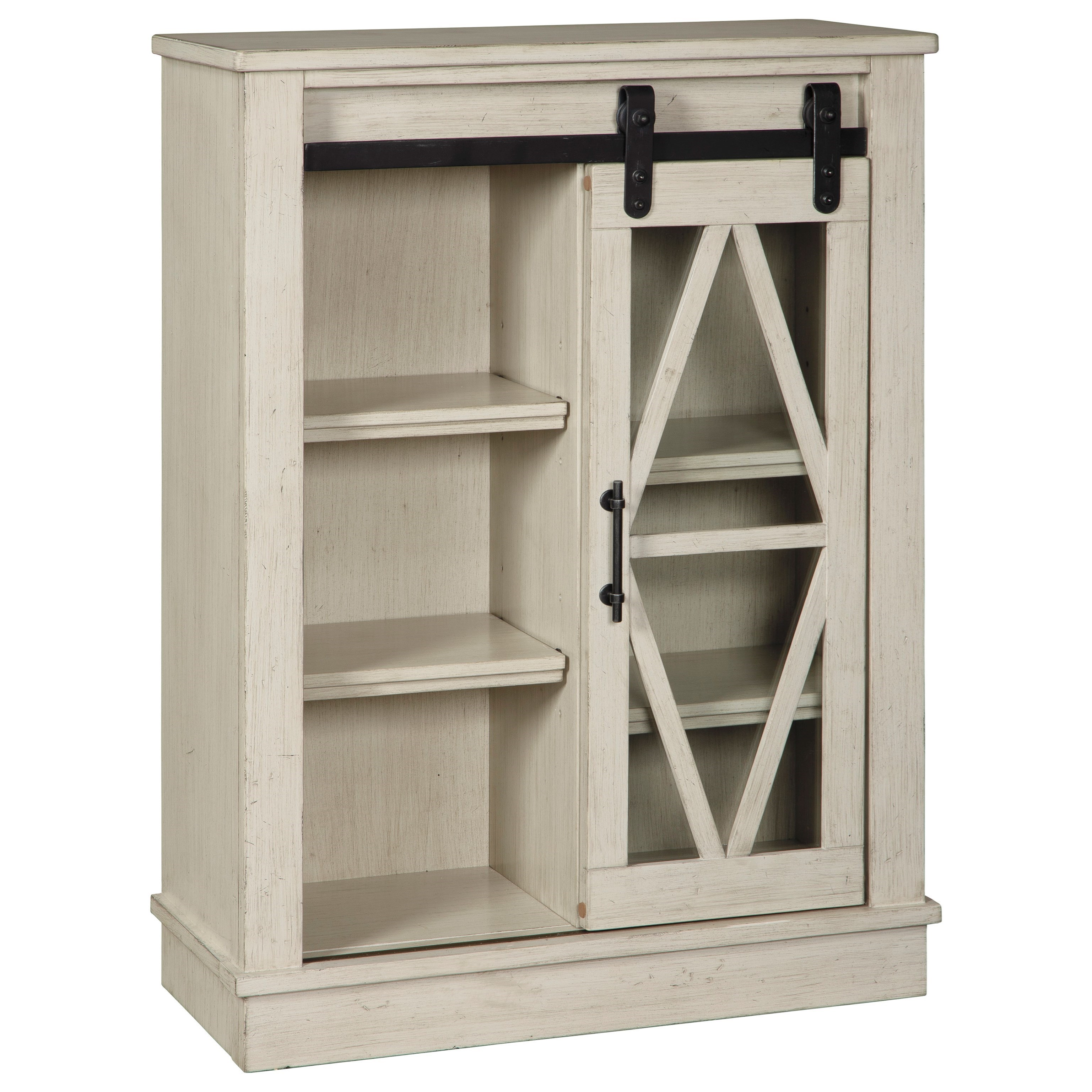 Bronfield Accent Cabinet by Signature Design by Ashley at Household Furniture