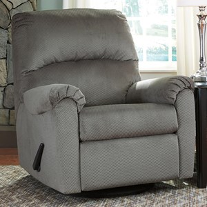 Swivel Glider Recliner with 360 Degree Swivel