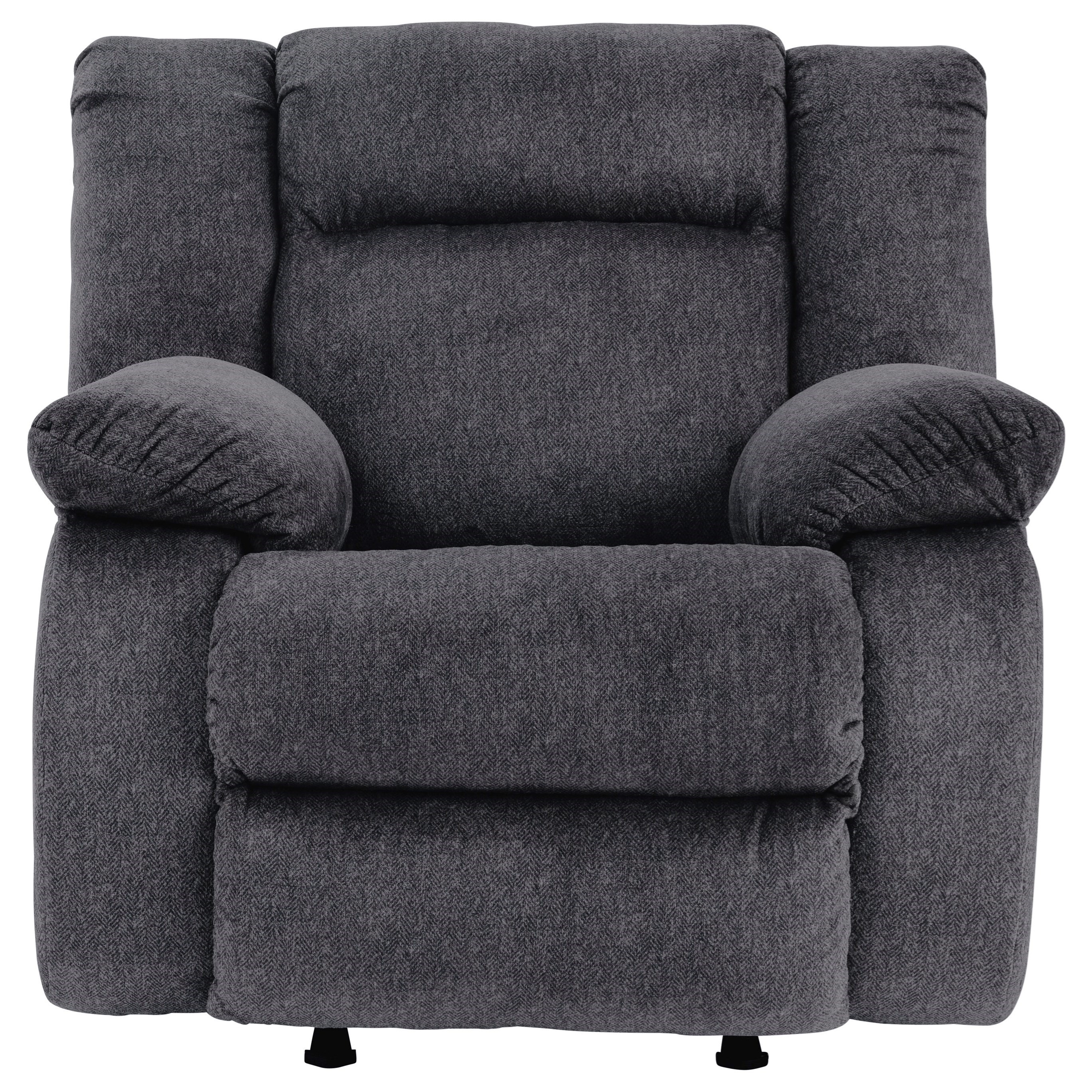 Burkner Power Rocker Recliner by Ashley Signature Design at Rooms and Rest