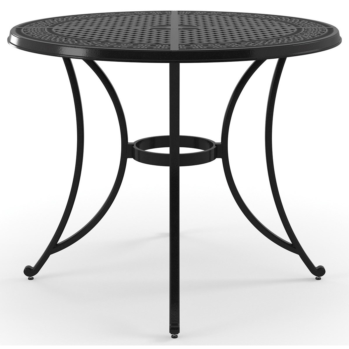 Burnella Round Bar Table by Signature Design by Ashley at Lapeer Furniture & Mattress Center