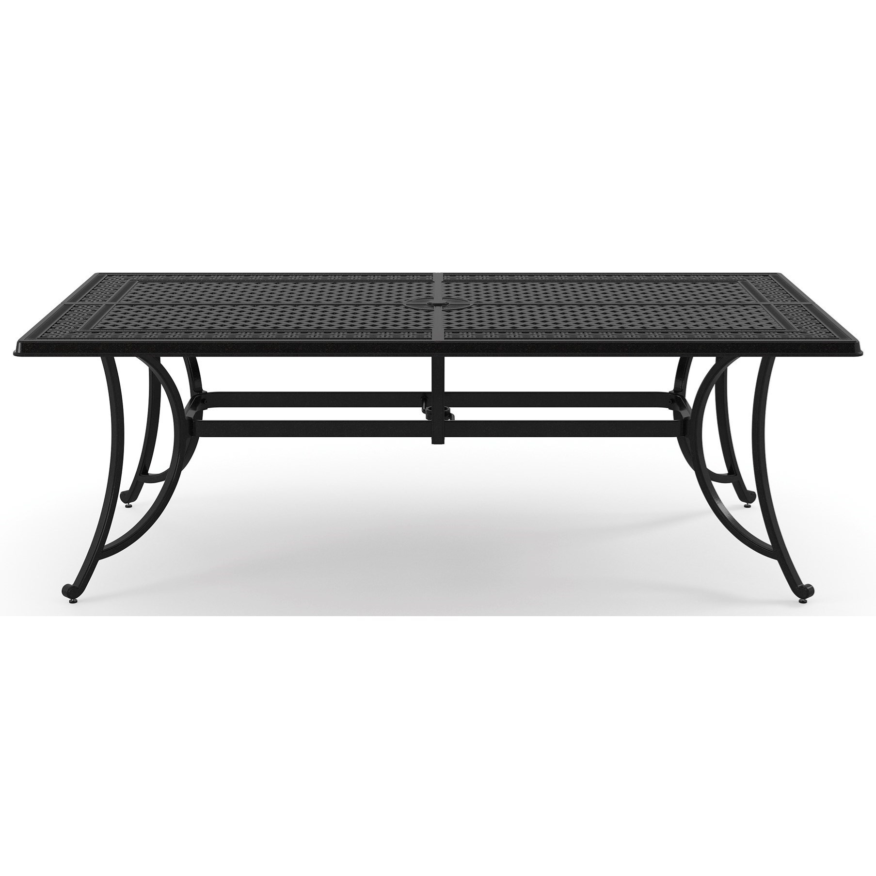 Burnella Rectangular Dining Table by Signature Design by Ashley at Lapeer Furniture & Mattress Center