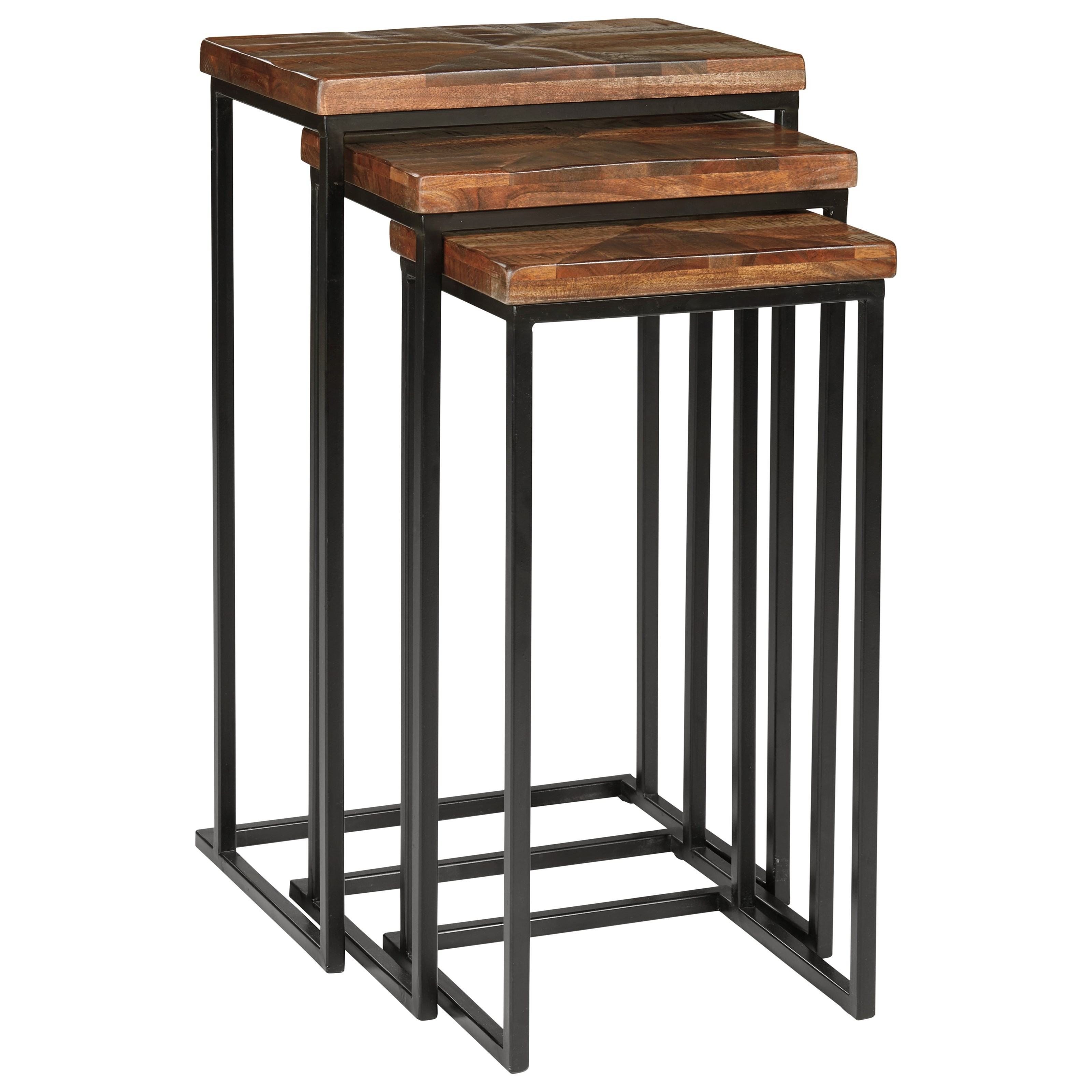 Cainthorne Accent Table Set by Ashley (Signature Design) at Johnny Janosik