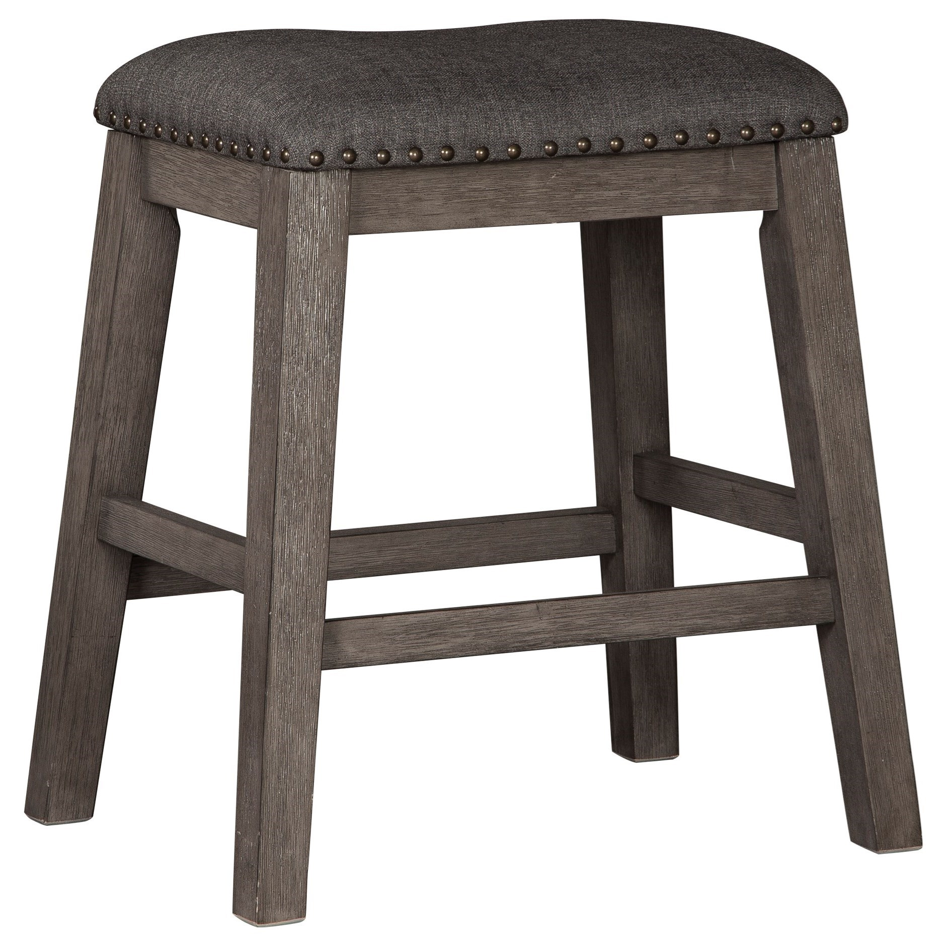 Caitbrook Upholstered Stool by Signature Design by Ashley at Miller Waldrop Furniture and Decor