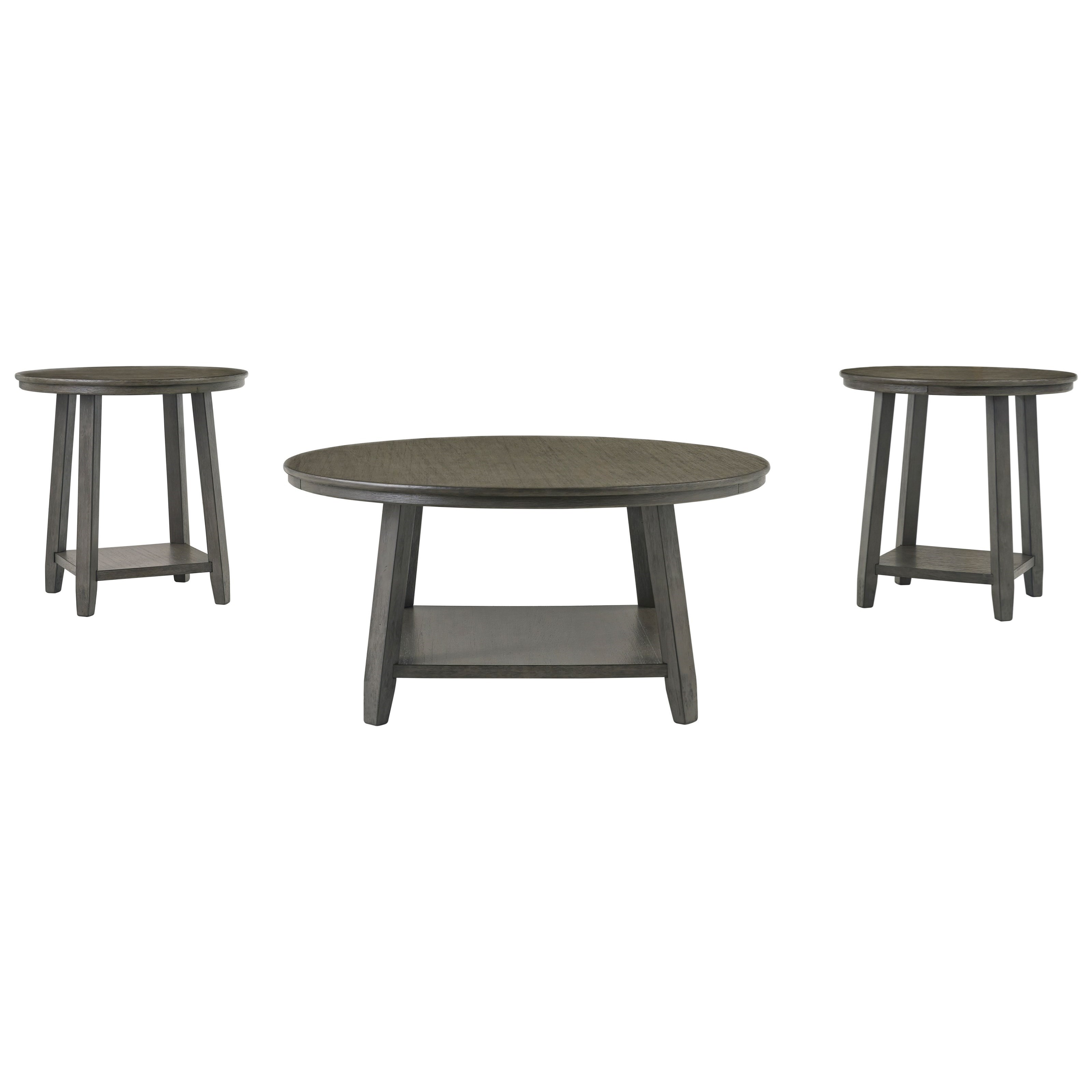 Caitbrook Occasional Table Set by Ashley (Signature Design) at Johnny Janosik