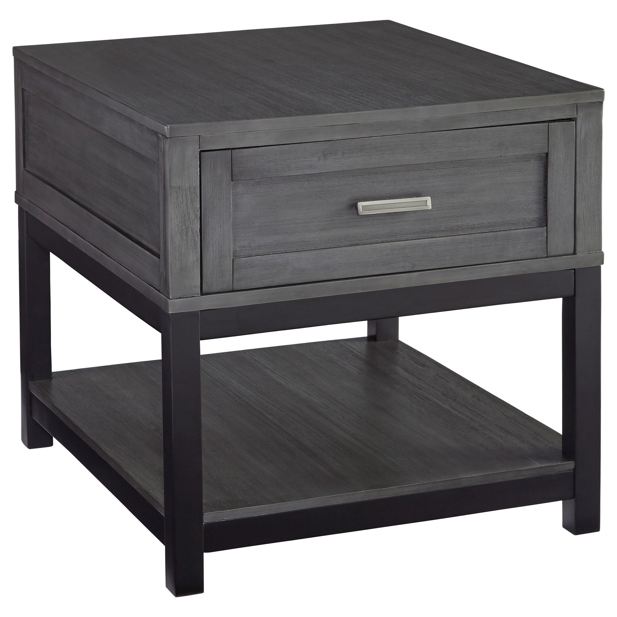 Caitbrook Rectangular End Table by Signature Design by Ashley at Standard Furniture