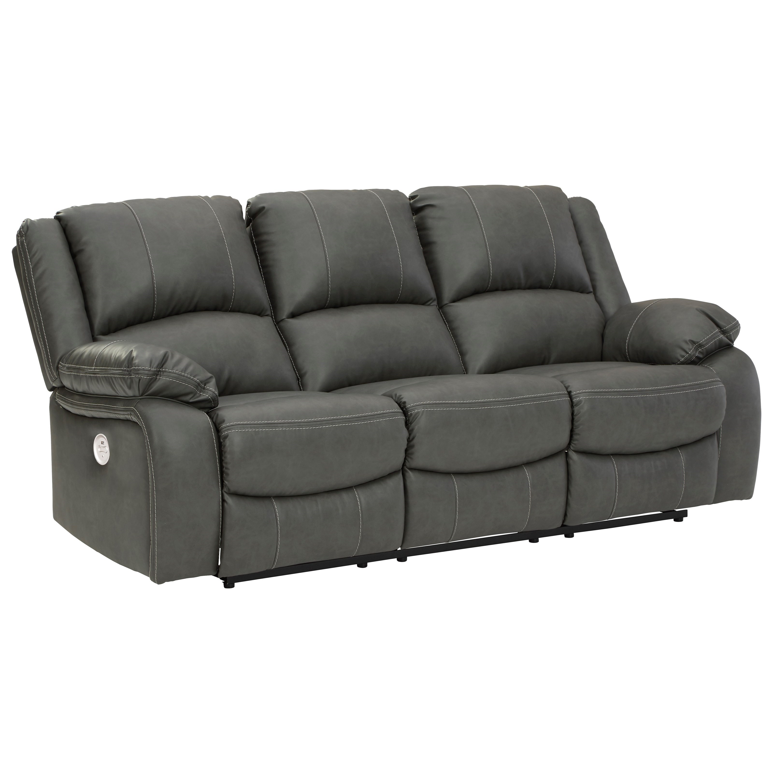 Calderwell Reclining Power Sofa by Signature Design by Ashley at Northeast Factory Direct