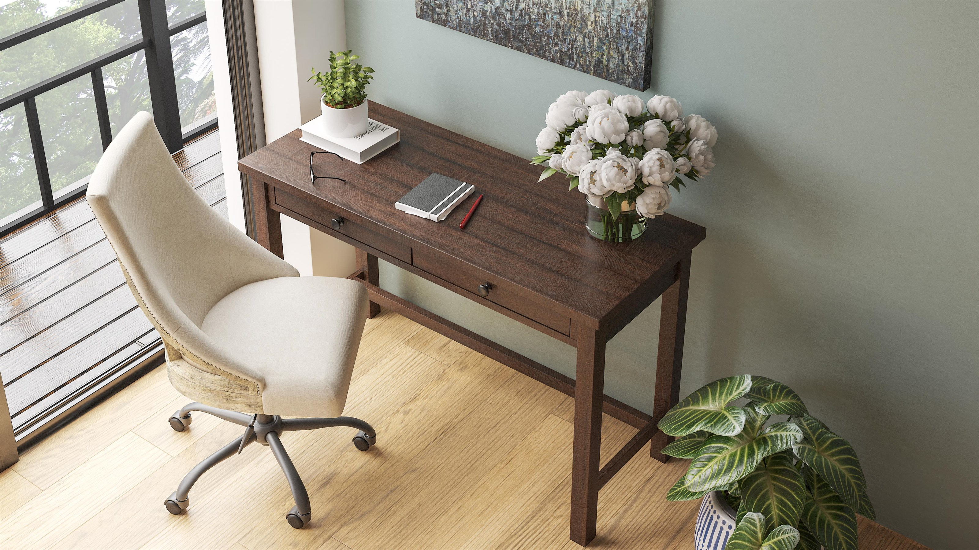 Camiburg 3 Piece Home Office Set by Signature Design by Ashley at Sam Levitz Outlet