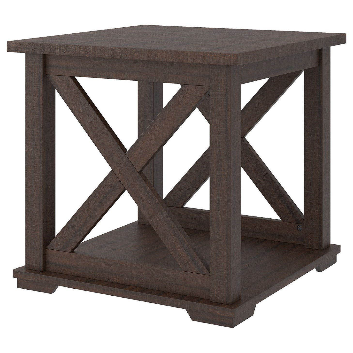 Camiburg Square End Table by Signature Design by Ashley at Crowley Furniture & Mattress