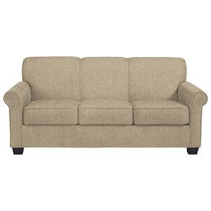 Full Sofa Sleeper with Casual Style