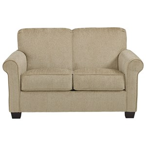 Twin Sleeper Sofa with Casual Style