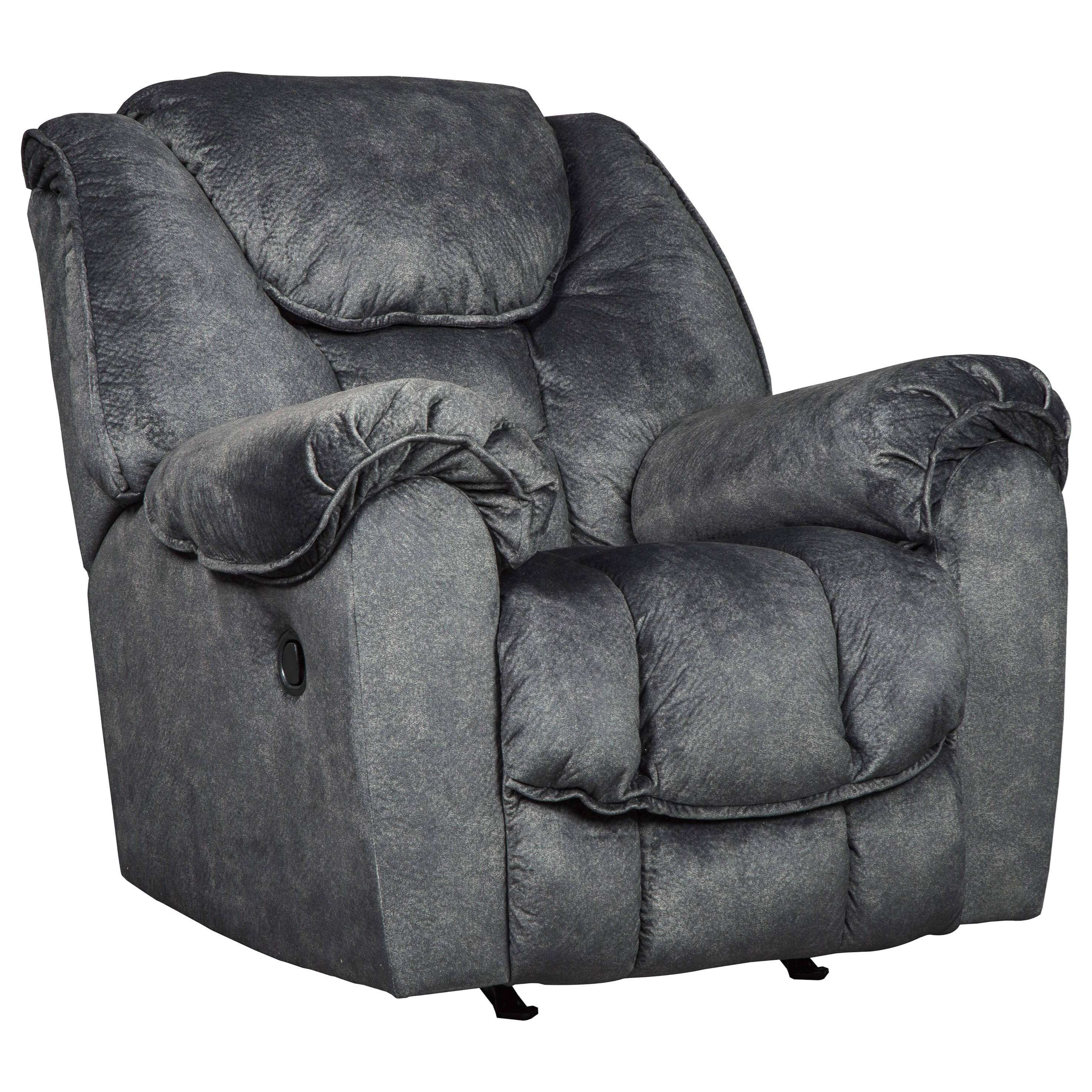 Capehorn Rocker Recliner by Ashley (Signature Design) at Johnny Janosik