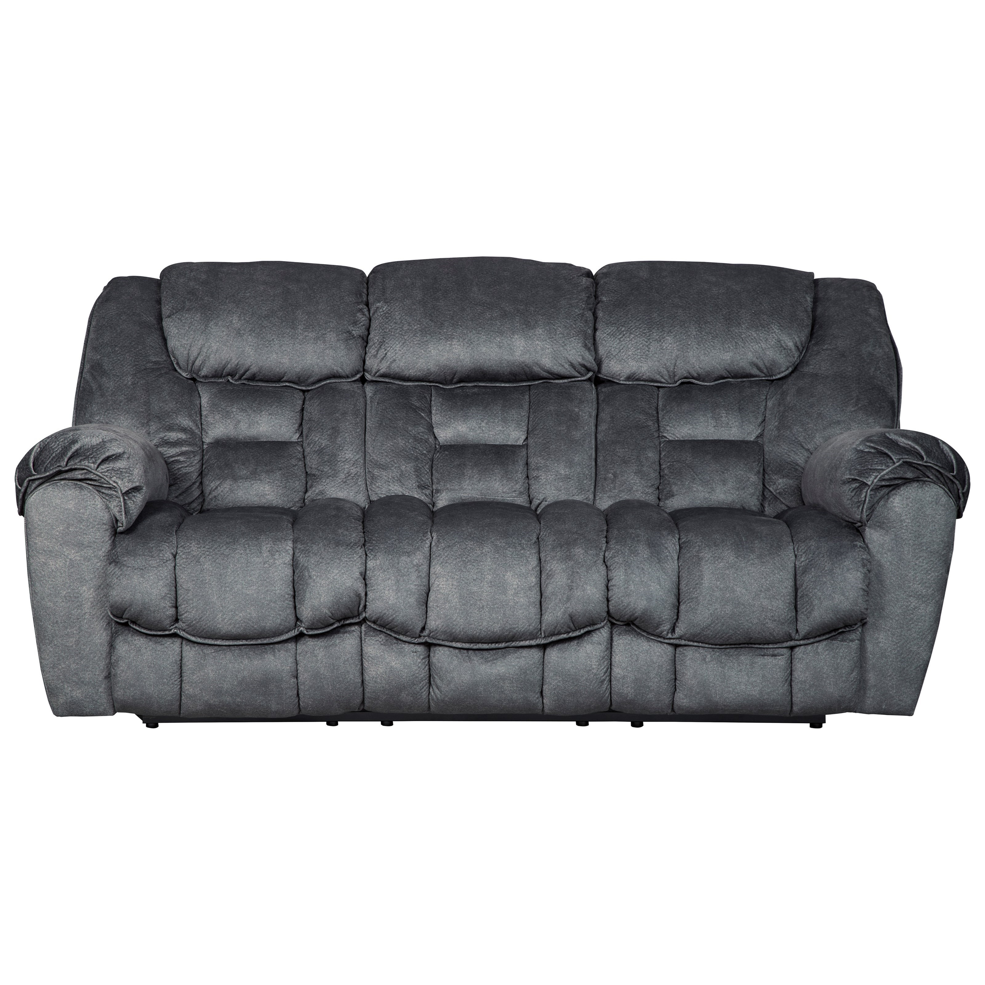 Capehorn Reclining Sofa by Ashley (Signature Design) at Johnny Janosik