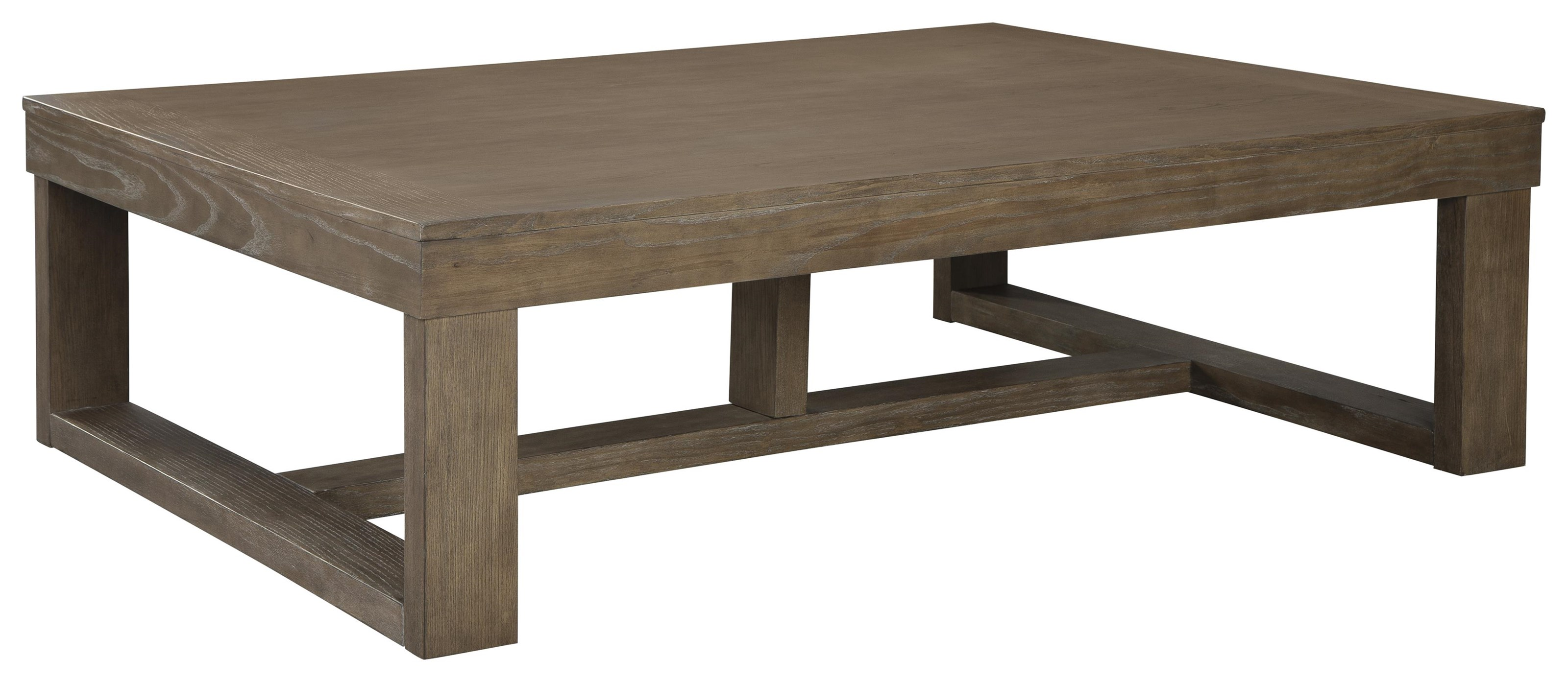 Cariton Cocktail Table and 2 End Tables Set by Signature Design by Ashley at Sam Levitz Outlet