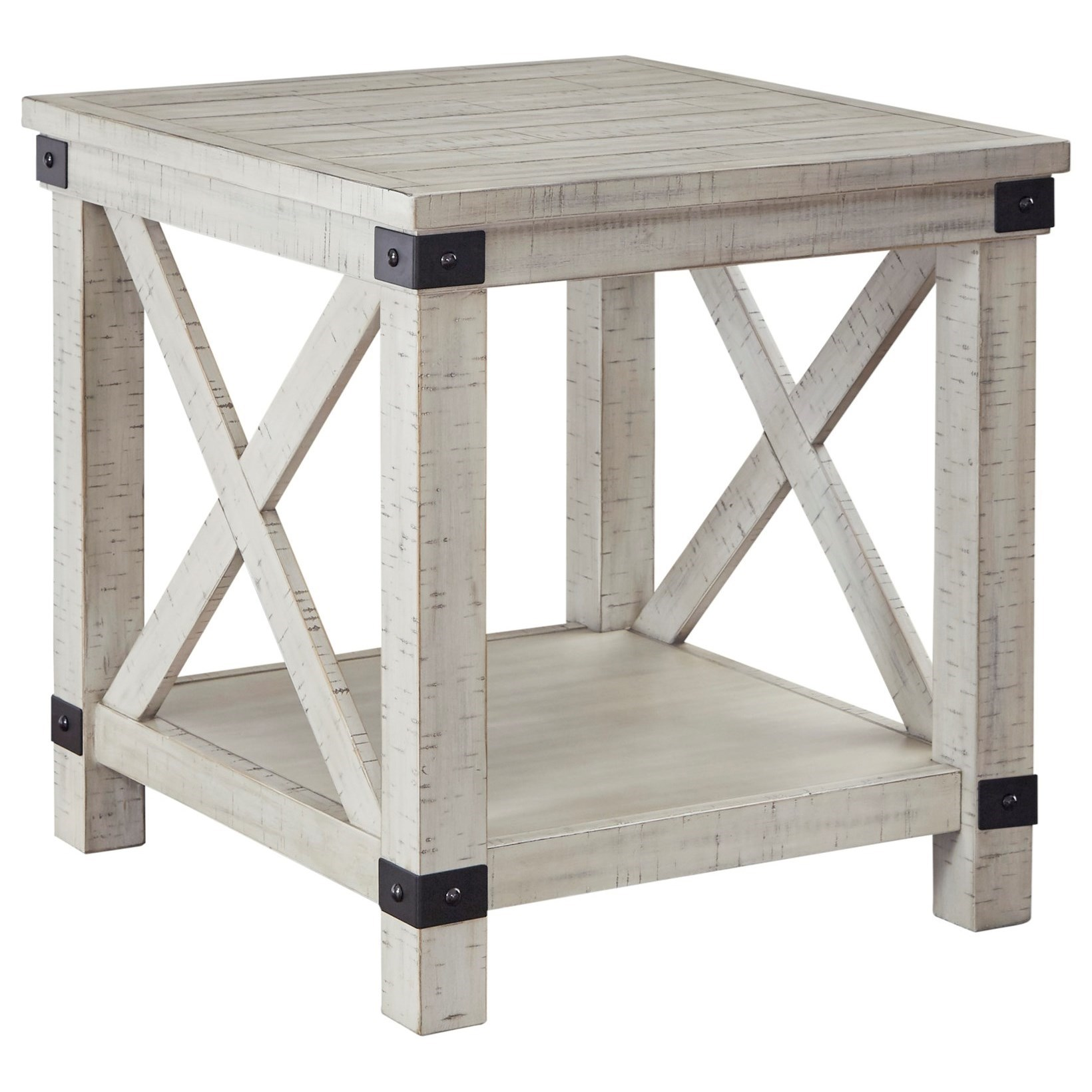 Carynhurst End Table by Ashley Signature Design at Rooms and Rest