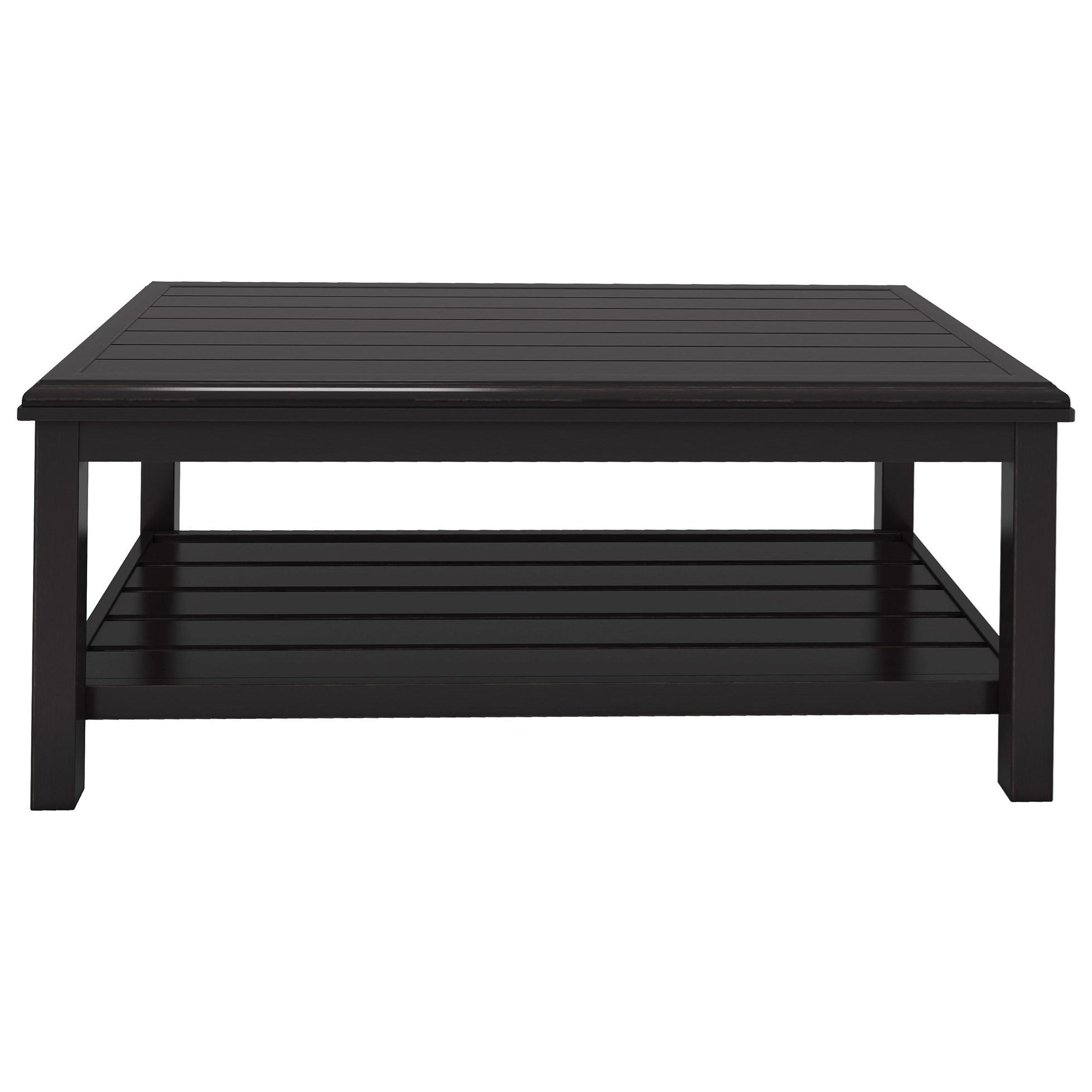 Castle Island Rectangular Cocktail Table by Signature at Walker's Furniture