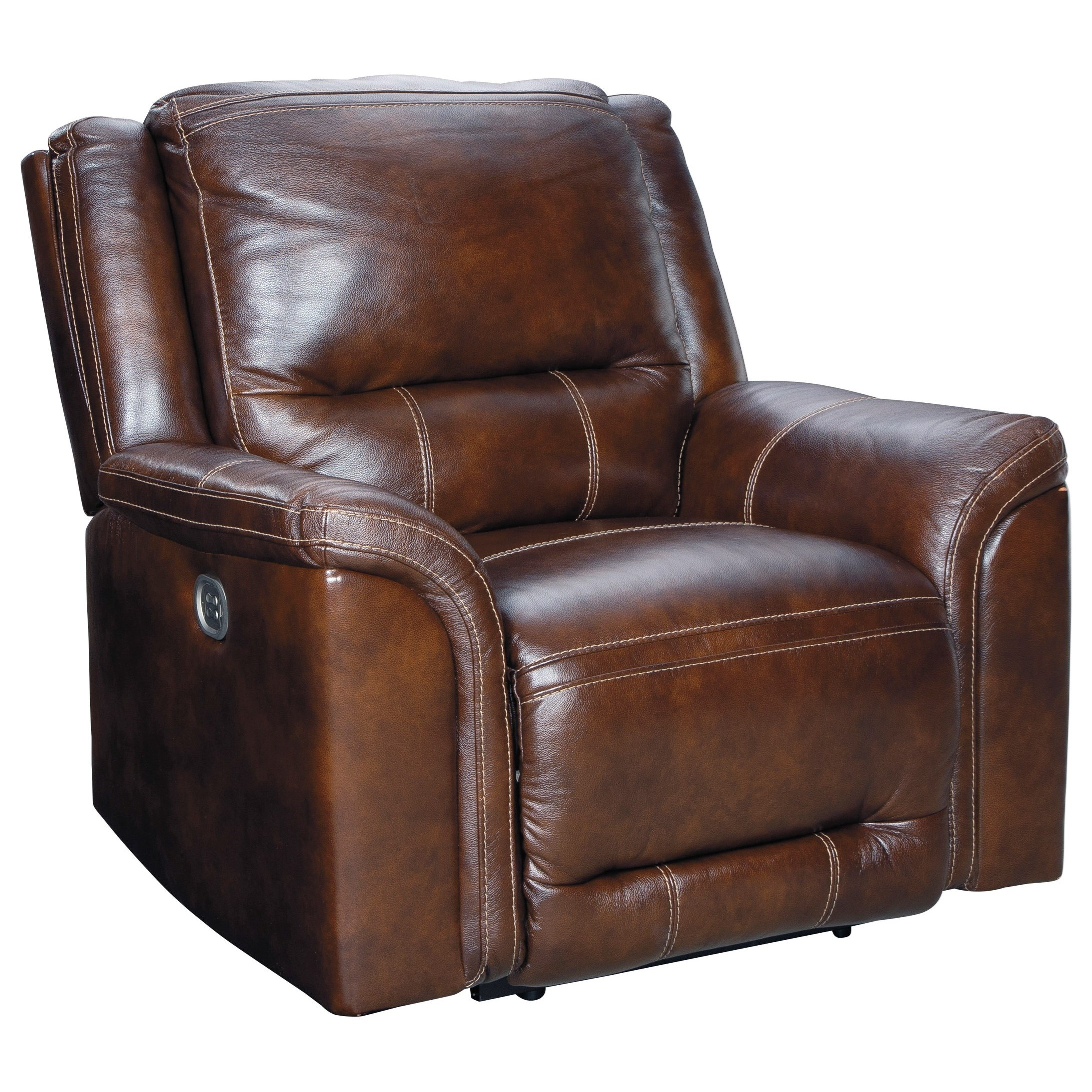 Catanzaro Power Recliner by Signature Design by Ashley at Standard Furniture