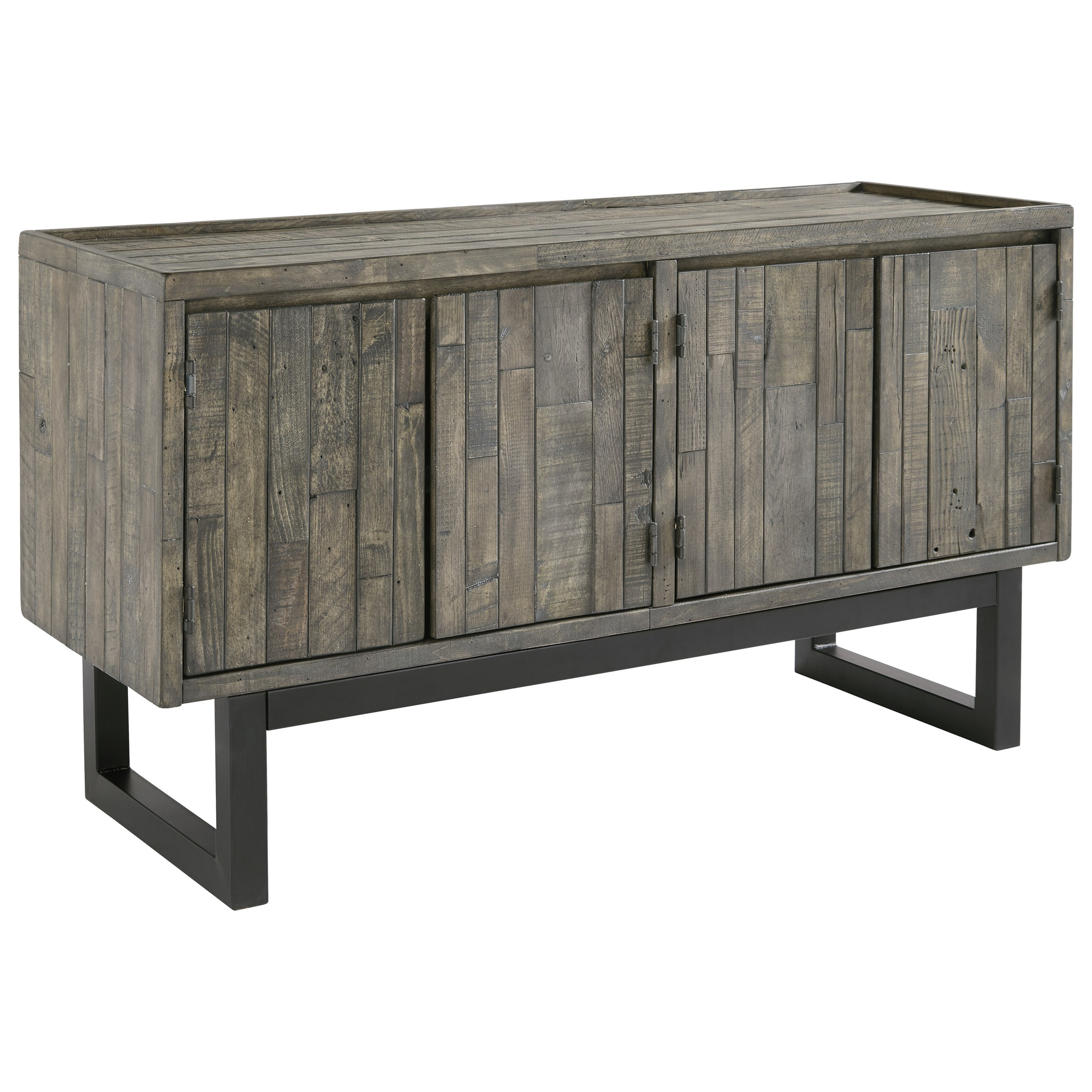 Cazentine Accent Cabinet by Signature Design by Ashley at Lapeer Furniture & Mattress Center