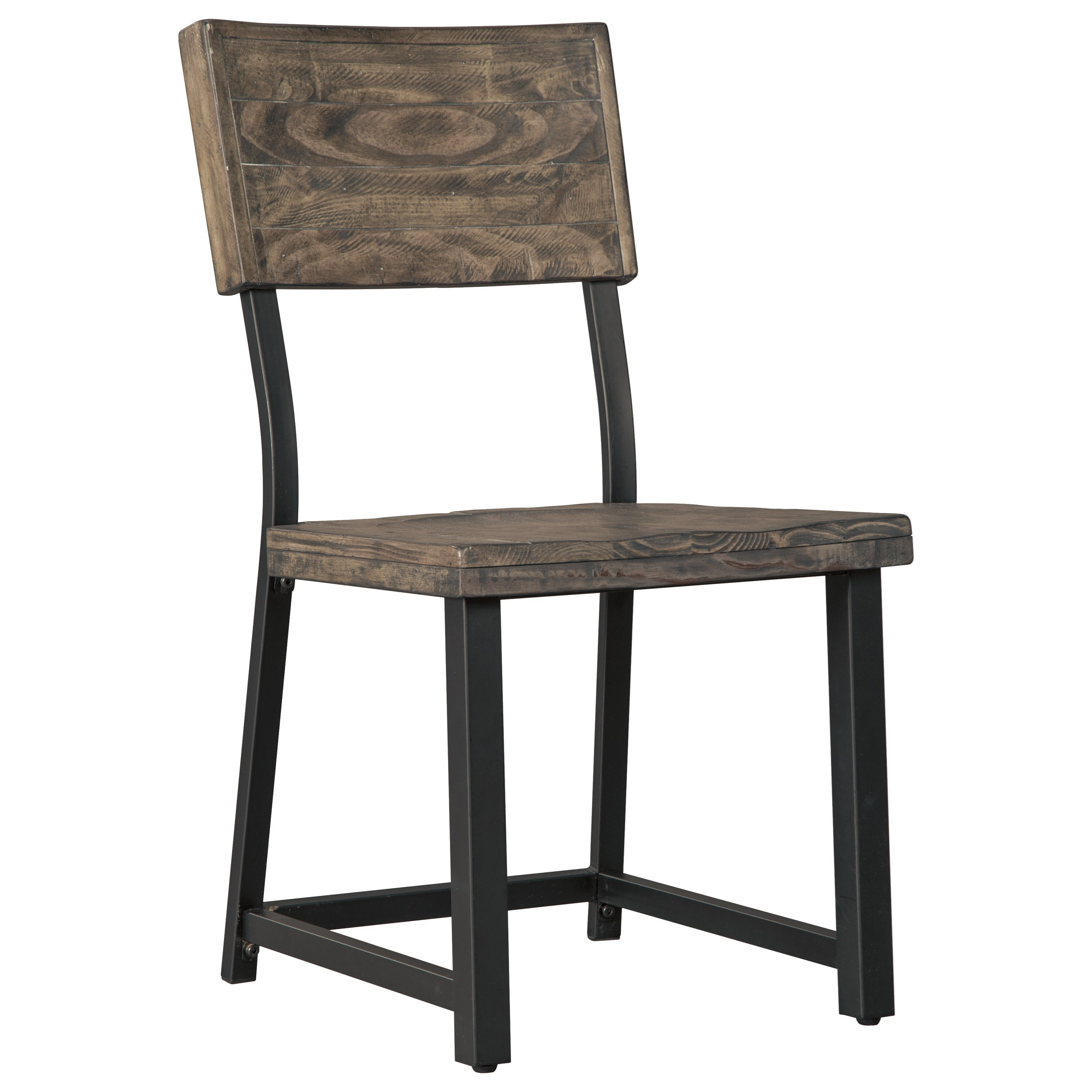 Cazentine Dining Room Side Chair by Signature Design by Ashley at Lapeer Furniture & Mattress Center