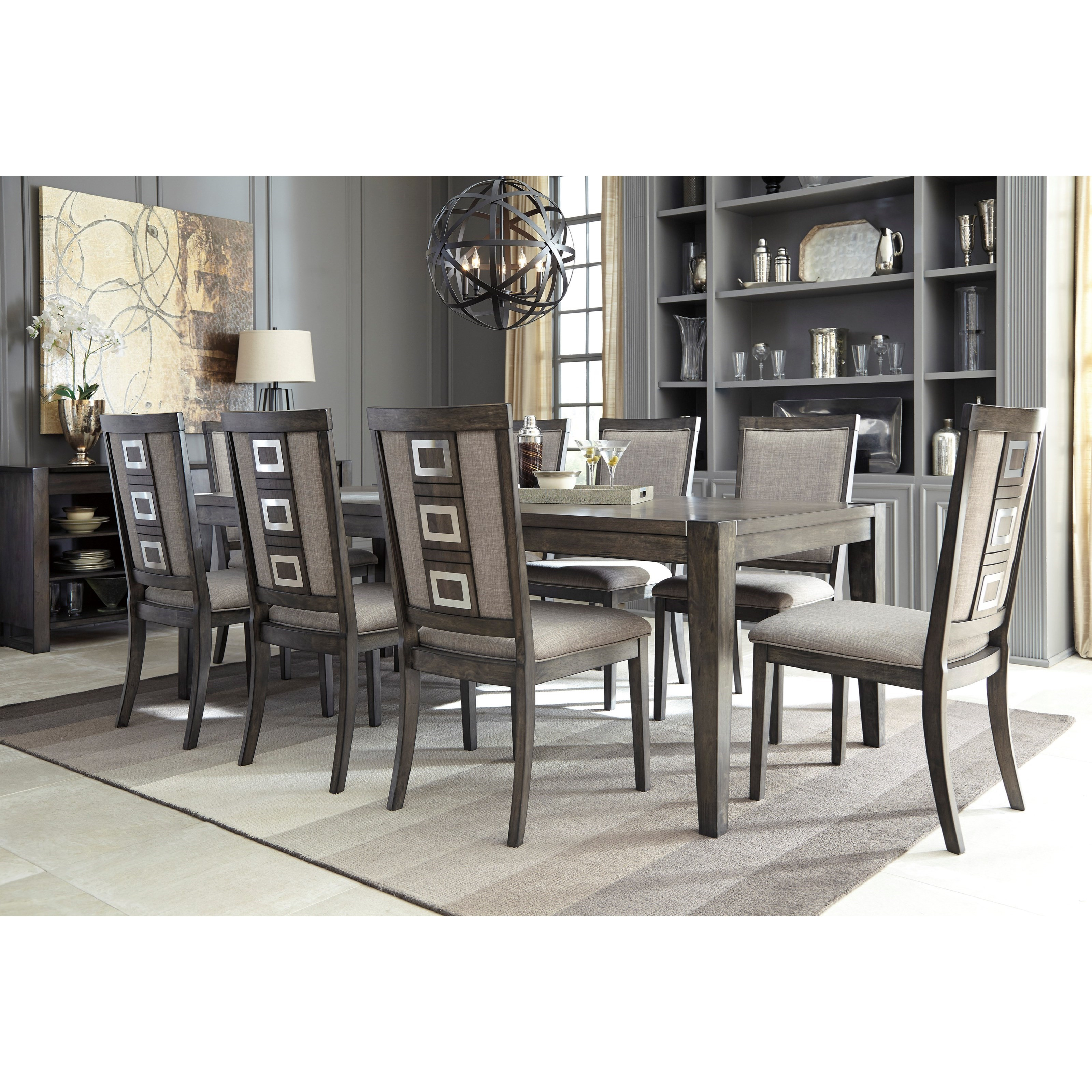 Chadoni Formal Dining Room Group by Signature Design by Ashley at Northeast Factory Direct