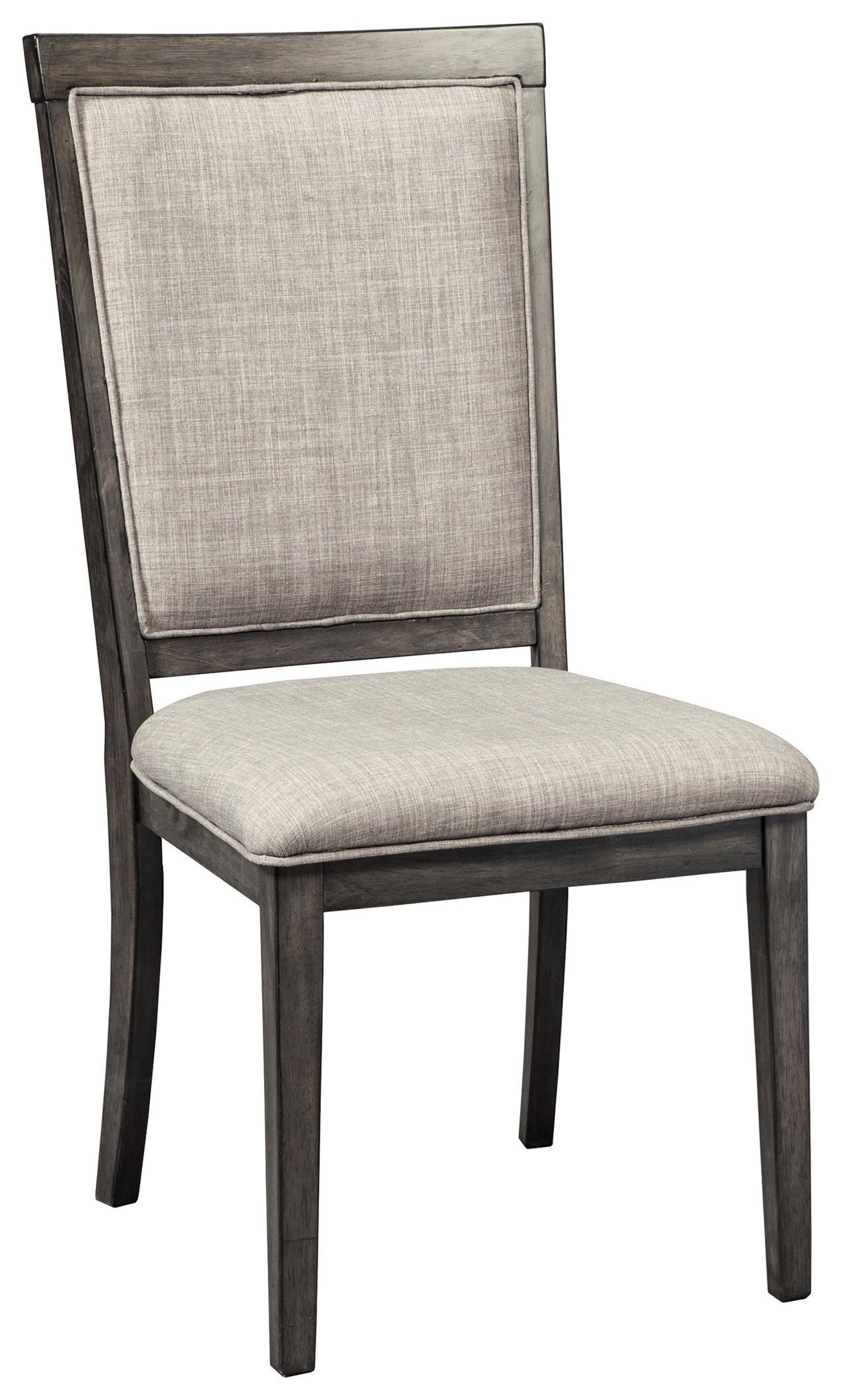 Chloe Upholstered Side Chair at Ruby Gordon Home