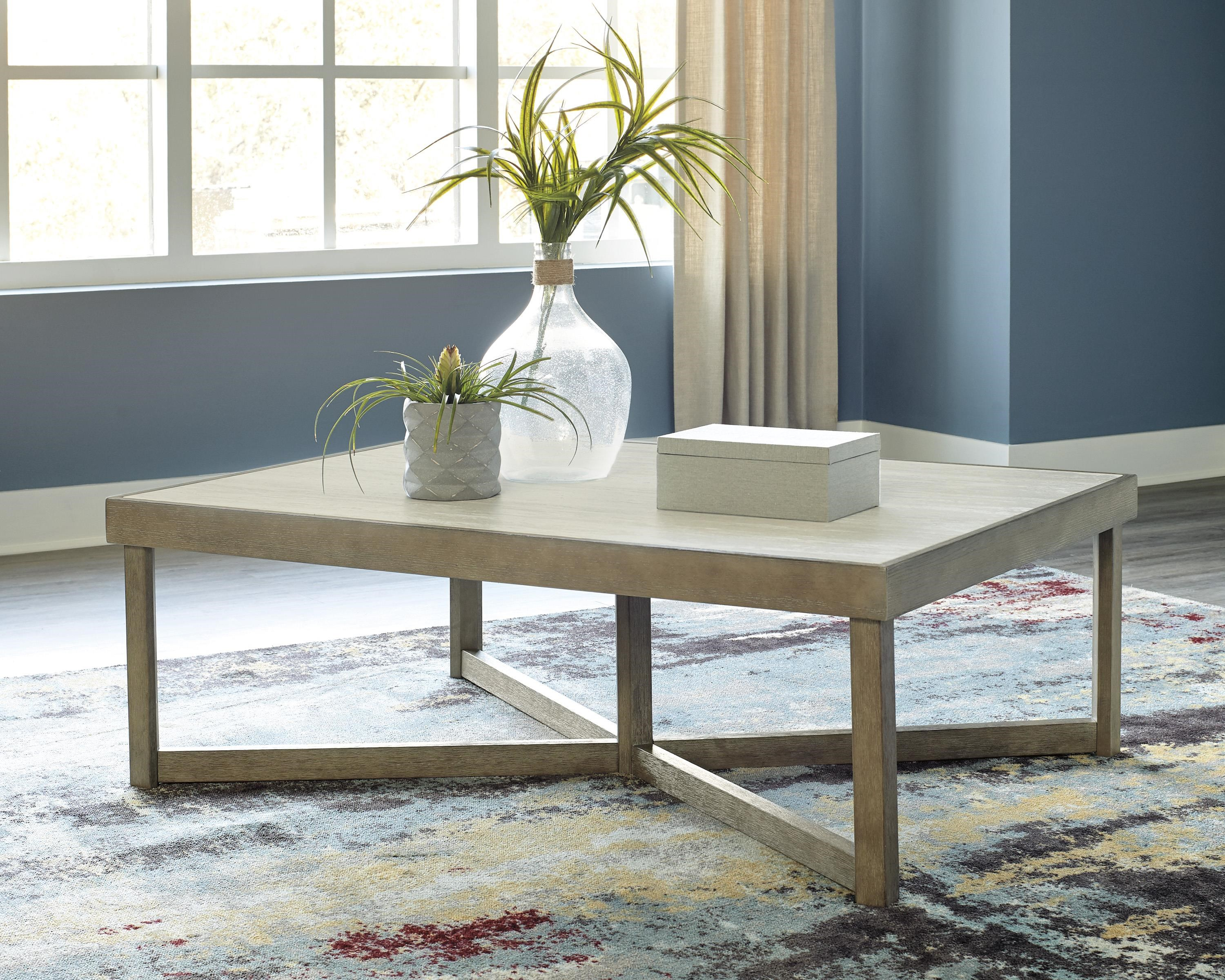 Challene 2 Piece Coffee Table Set by Signature Design by Ashley at Sam Levitz Outlet