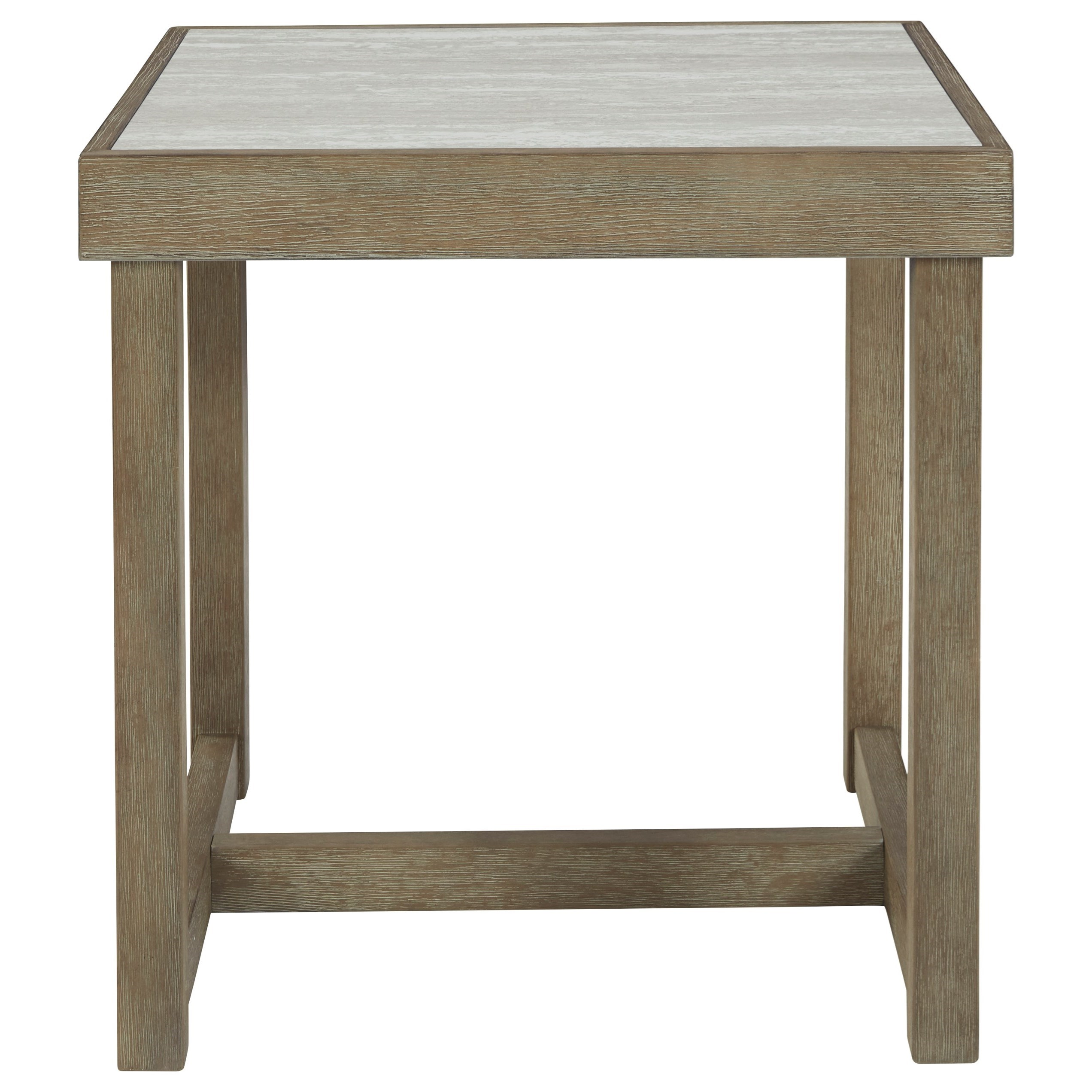 Challene Square End Table by Signature Design by Ashley at Standard Furniture